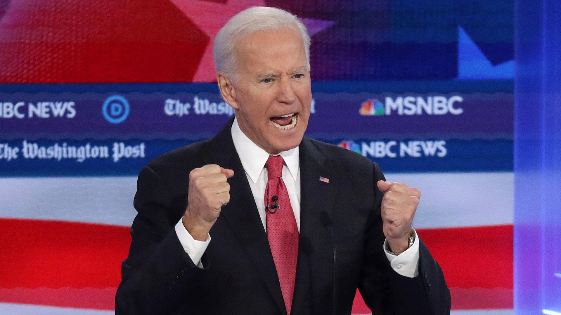 Biden stumbles on hot button issues — women and race