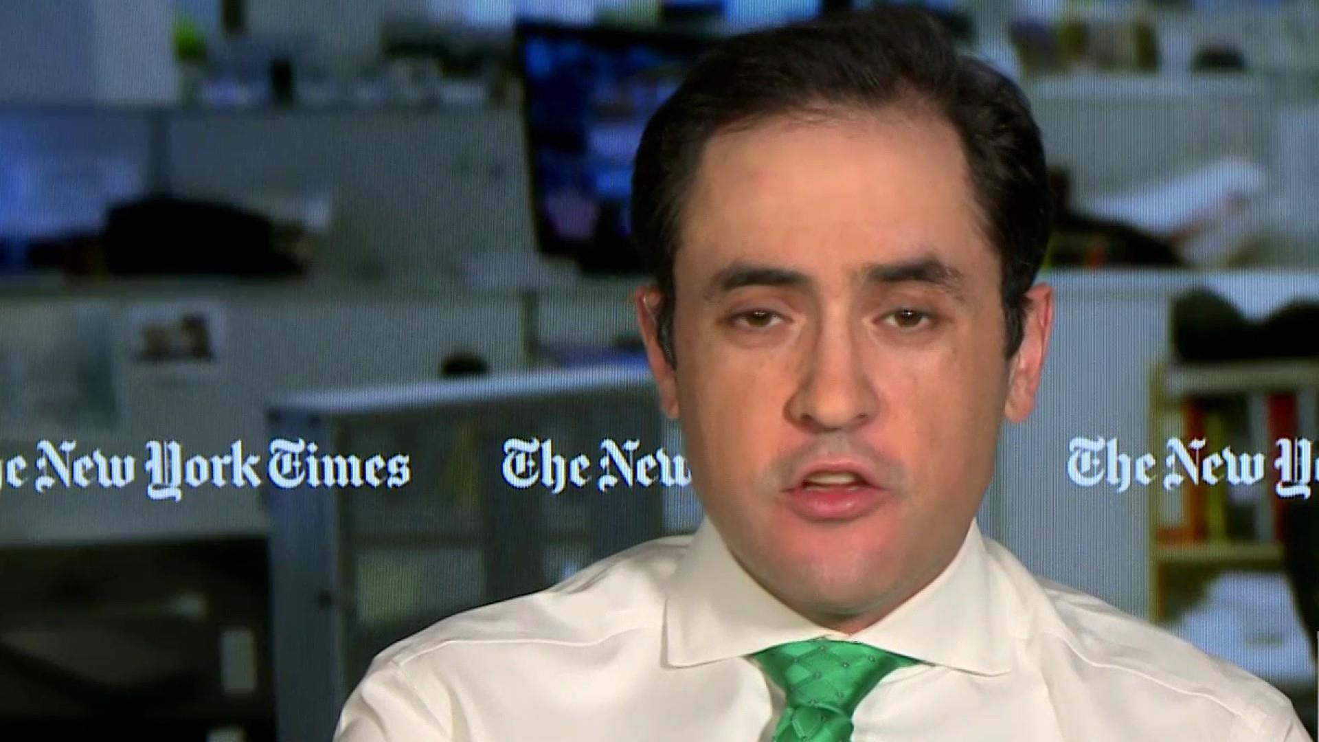 Sondland testimony creates pressure on Pompeo, Mulvaney and Bolton: NYTimes