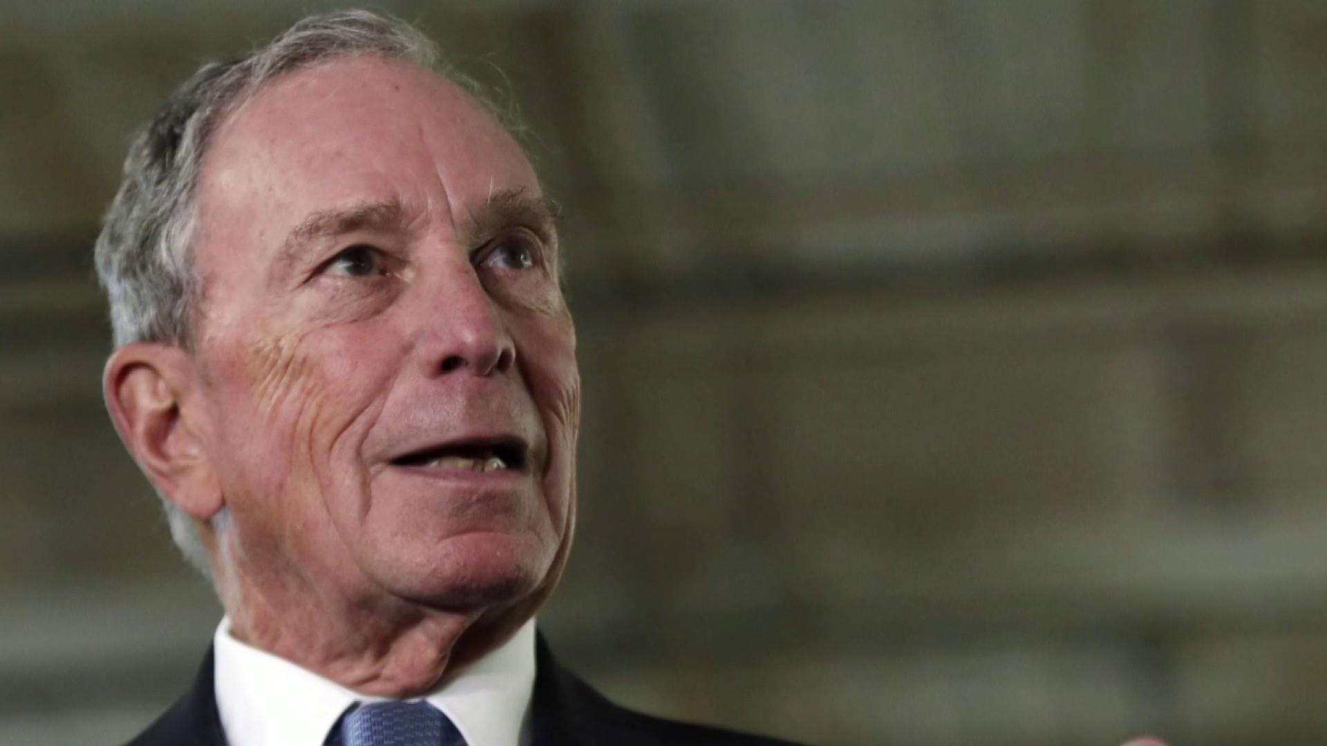 Michael Bloomberg expected to file for the Alabama 2020 presidential primary
