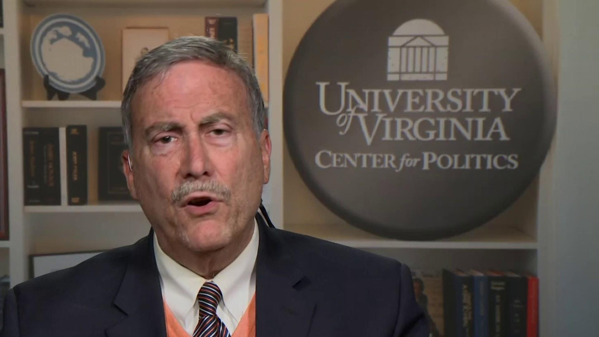 Trump election 'sped up' changing Virginia political demographics