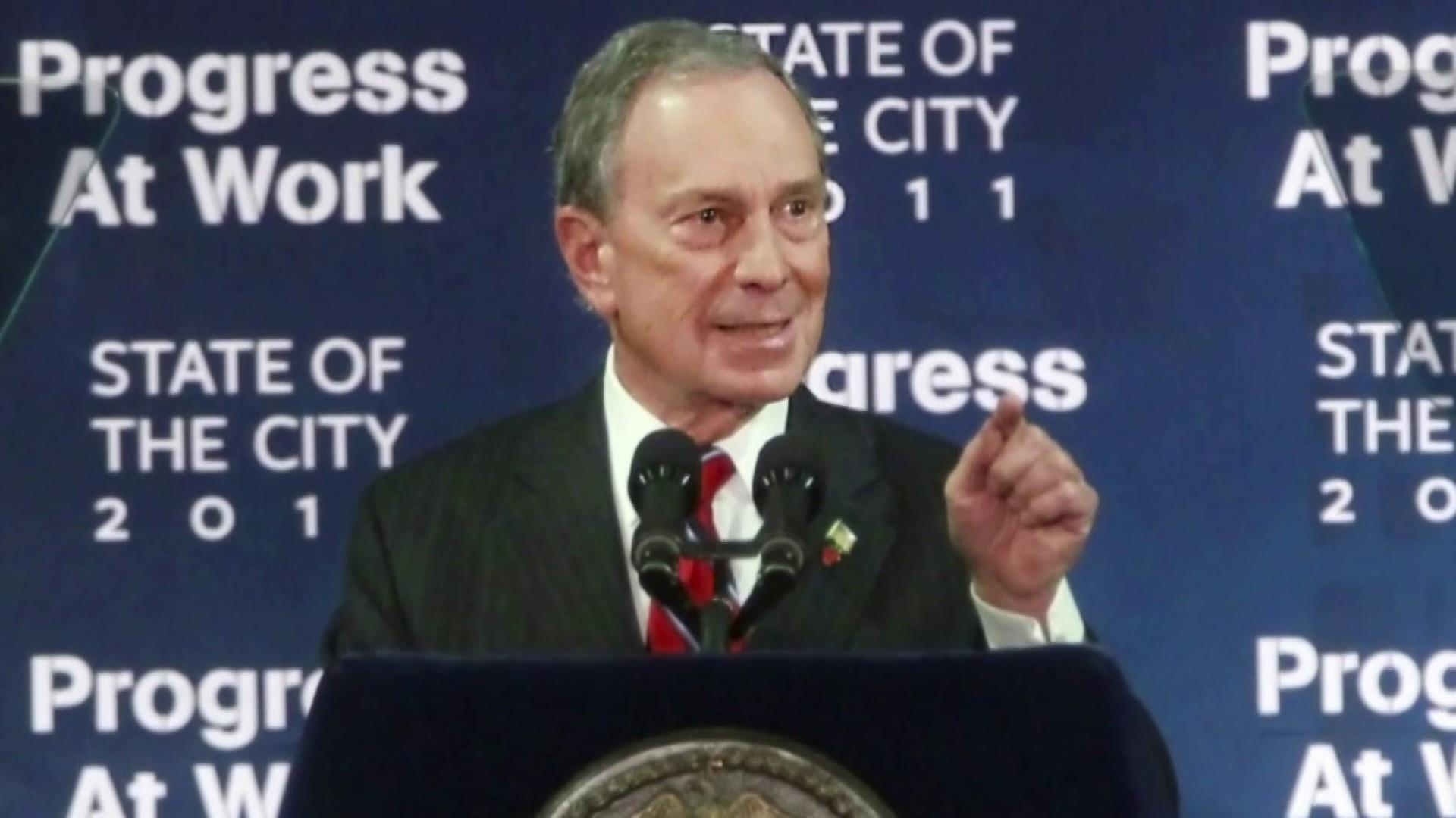 Bloomberg apologizes for controversial police practice ahead of potential 2020 run