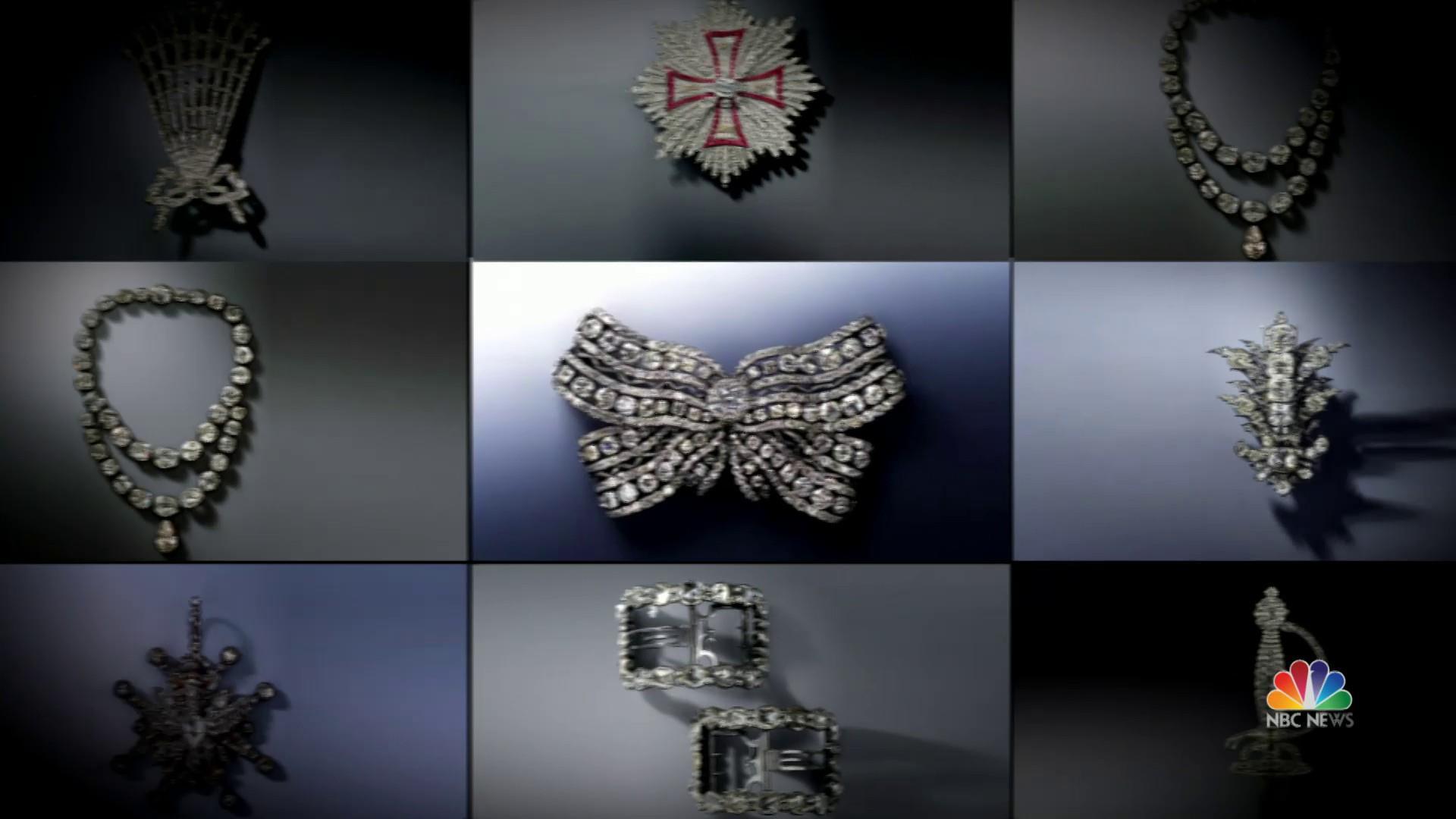 German jewel heist thieves walked off with 49 carat diamond, authorities confirm