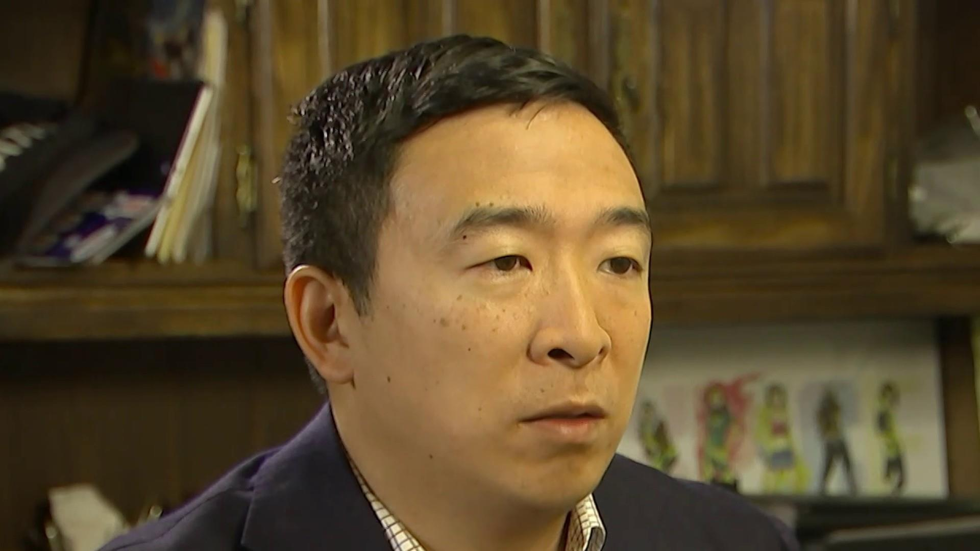 Andrew Yang on Medicare for All and 'what matters' most to 2020 Democratic voters
