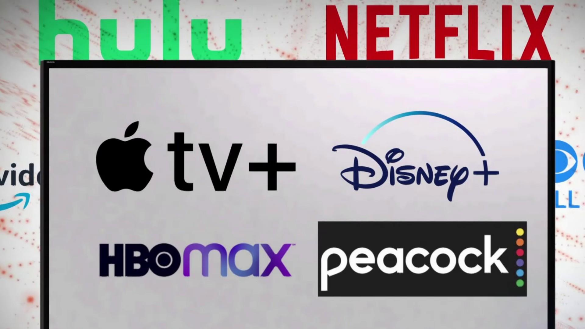 Apple announces streaming service as dozens of brands compete for your TV dollars