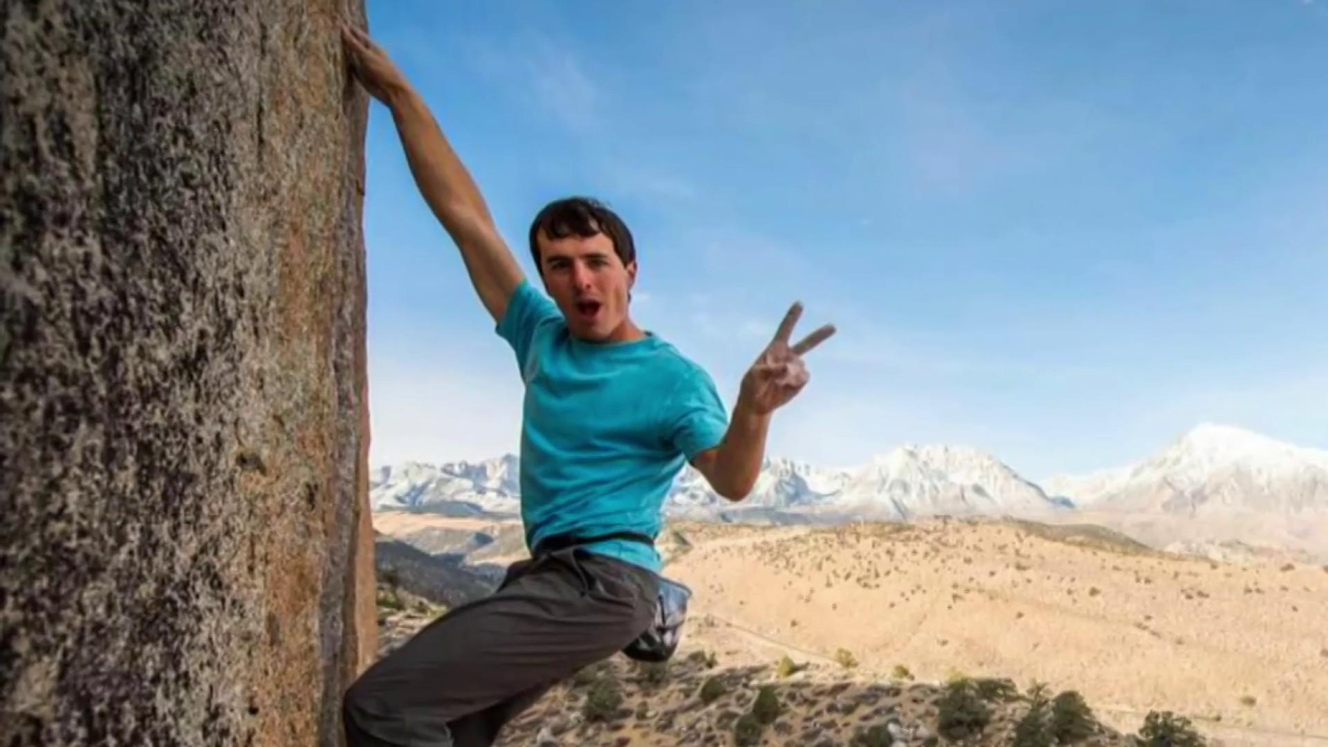 Death rock climber Renowned US