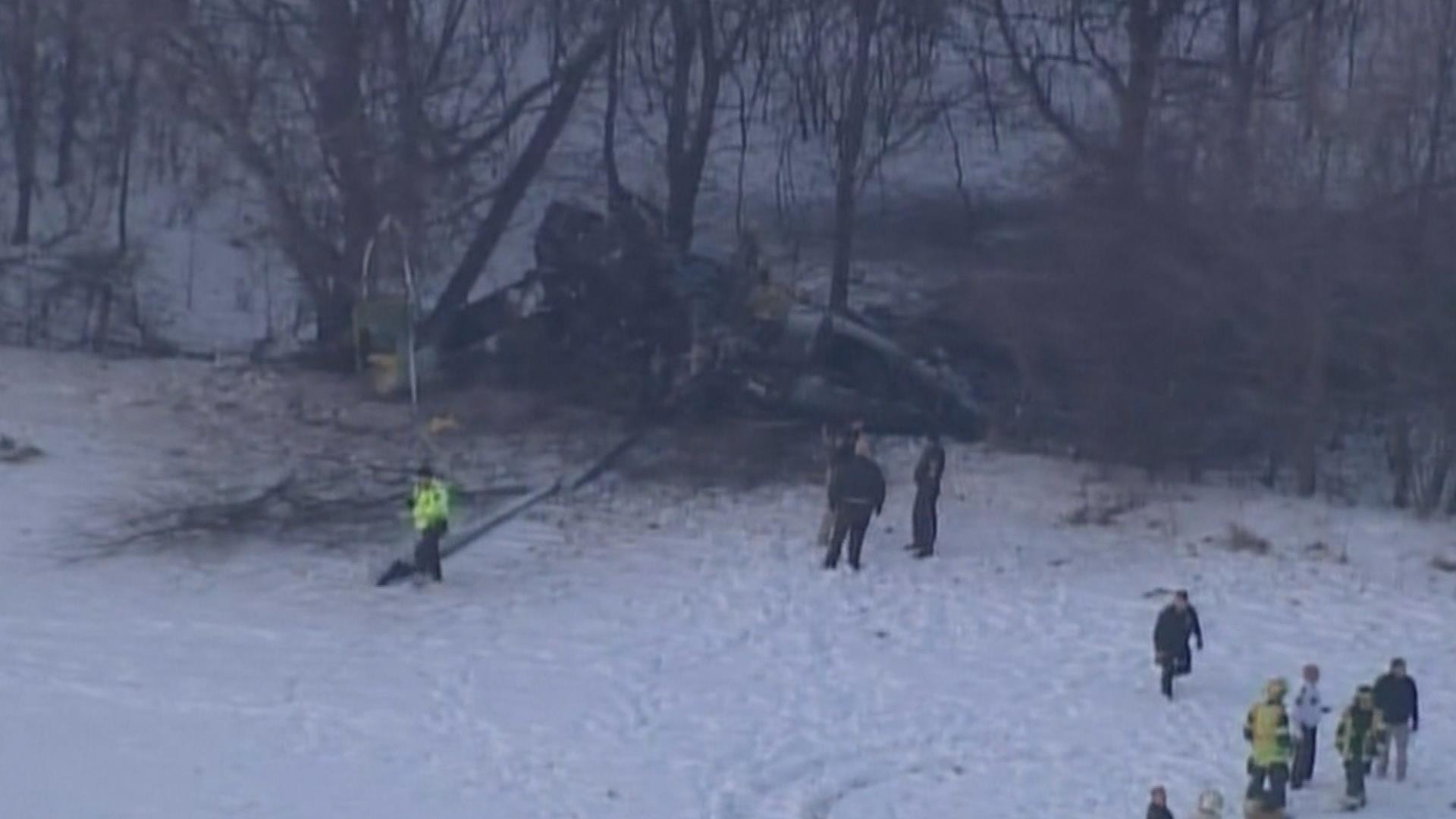 3 National Guard members dead in Black Hawk helicopter crash in Minnesota