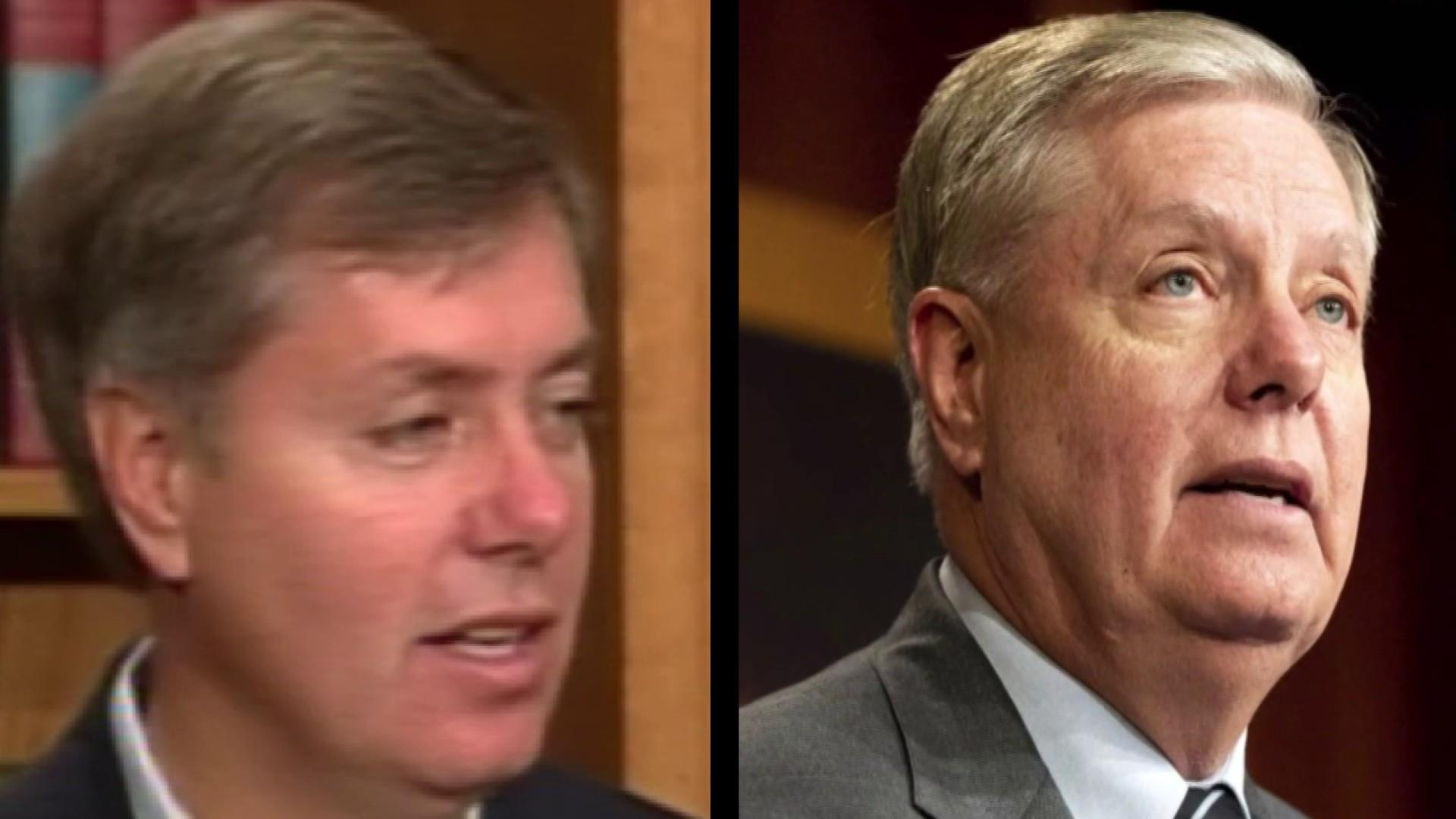 Lindsey Graham on impeachment (in 1998): Let the facts to the talking
