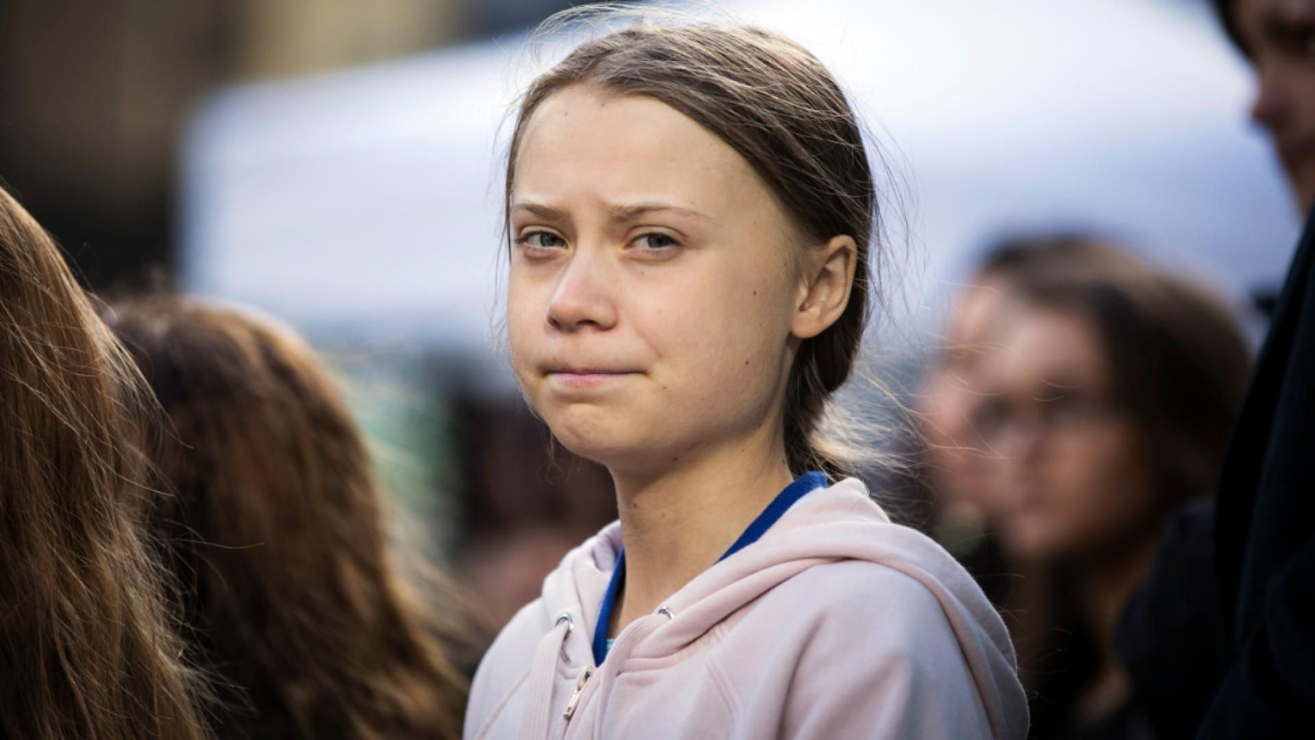 Republicans silent after Trump mocks climate activist Greta Thunberg