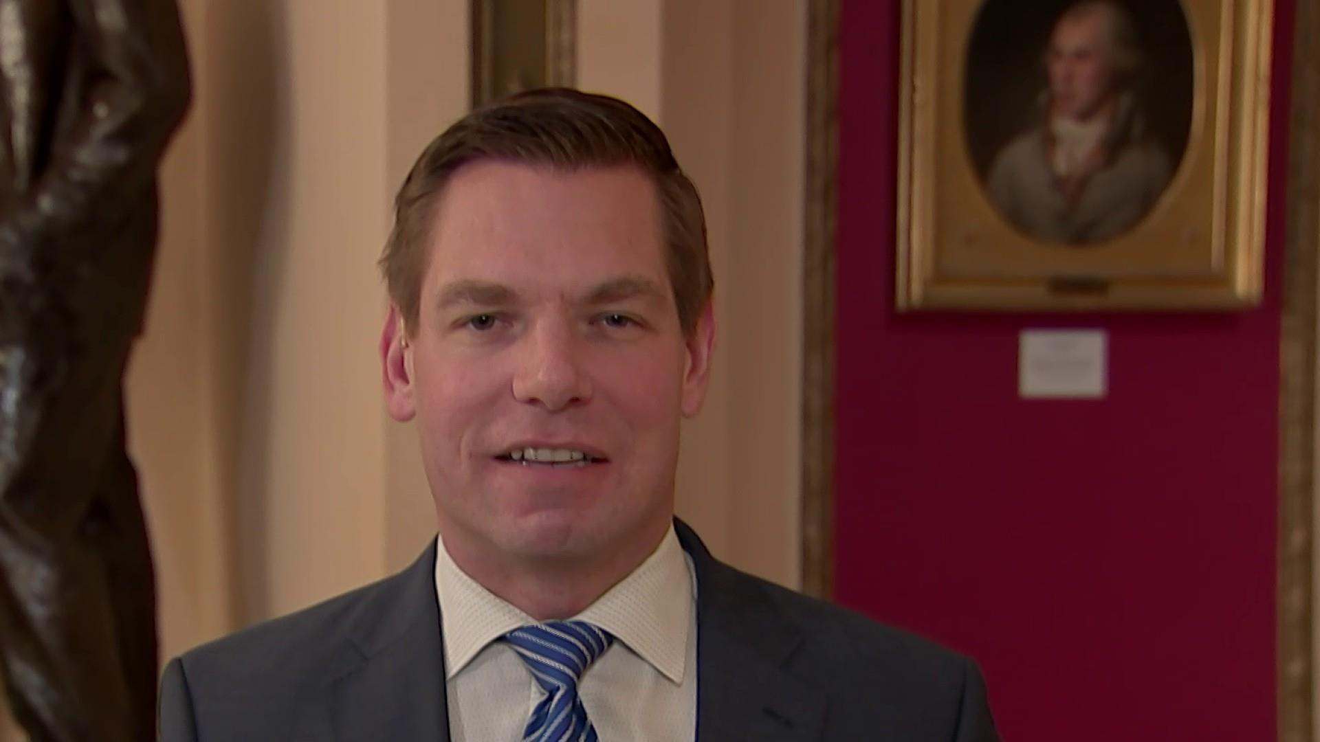 Eric Swalwell: Impeachment report will stand test of time