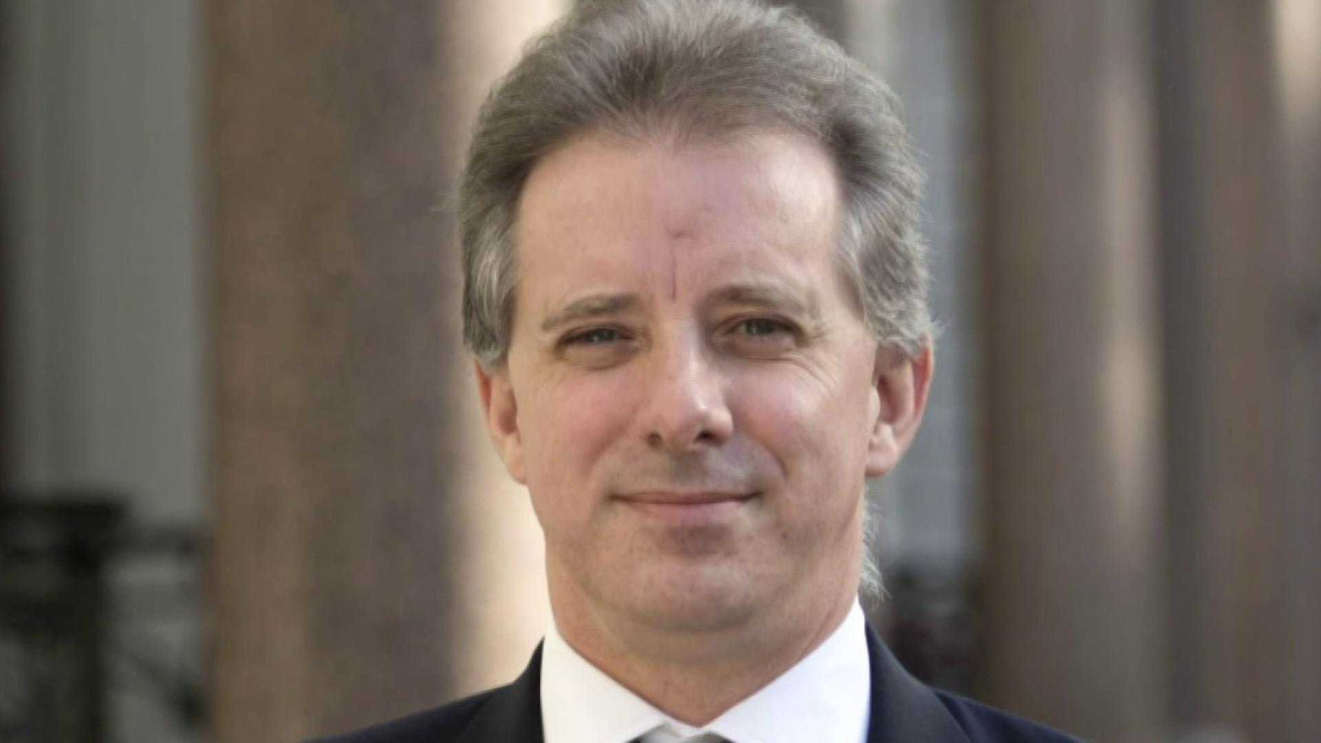 Fusion GPS co-founders on Steele dossier, 'Crime in Progress' book