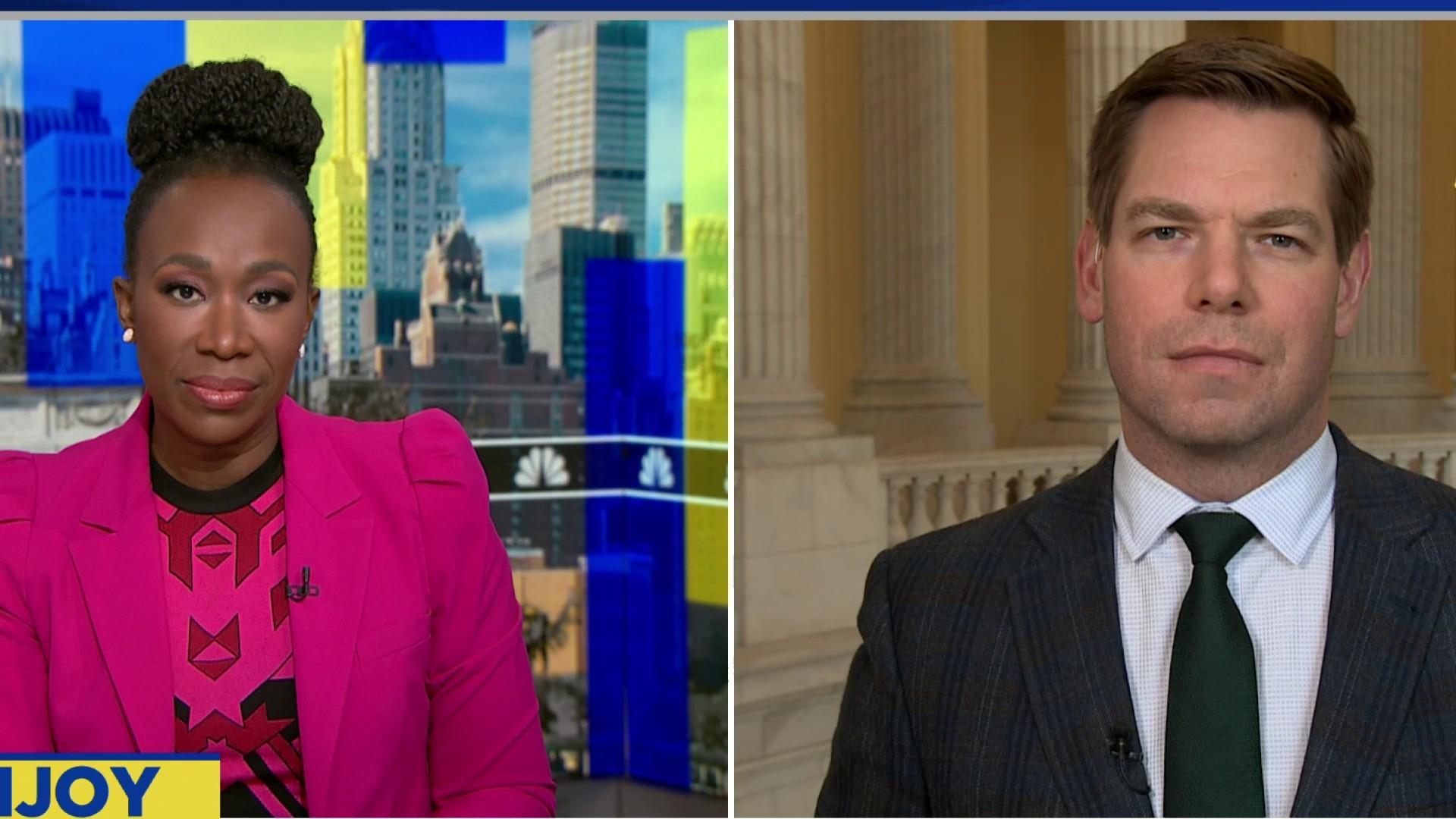 Giuliani called Trump's lawyer in Ukraine scandal by Rep. Swalwell