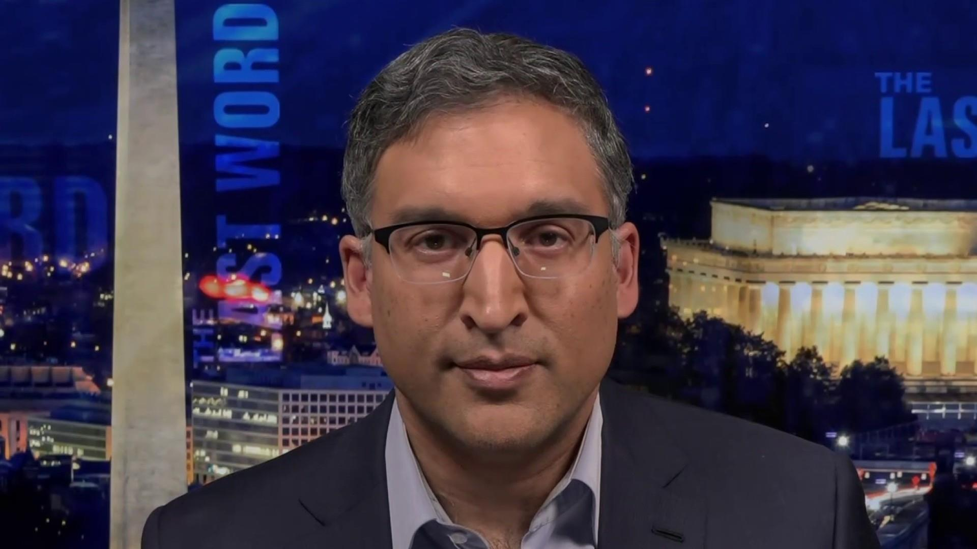 Neal Katyal: Republicans struggle to defend 'smoking gun' in impeachment inquiry