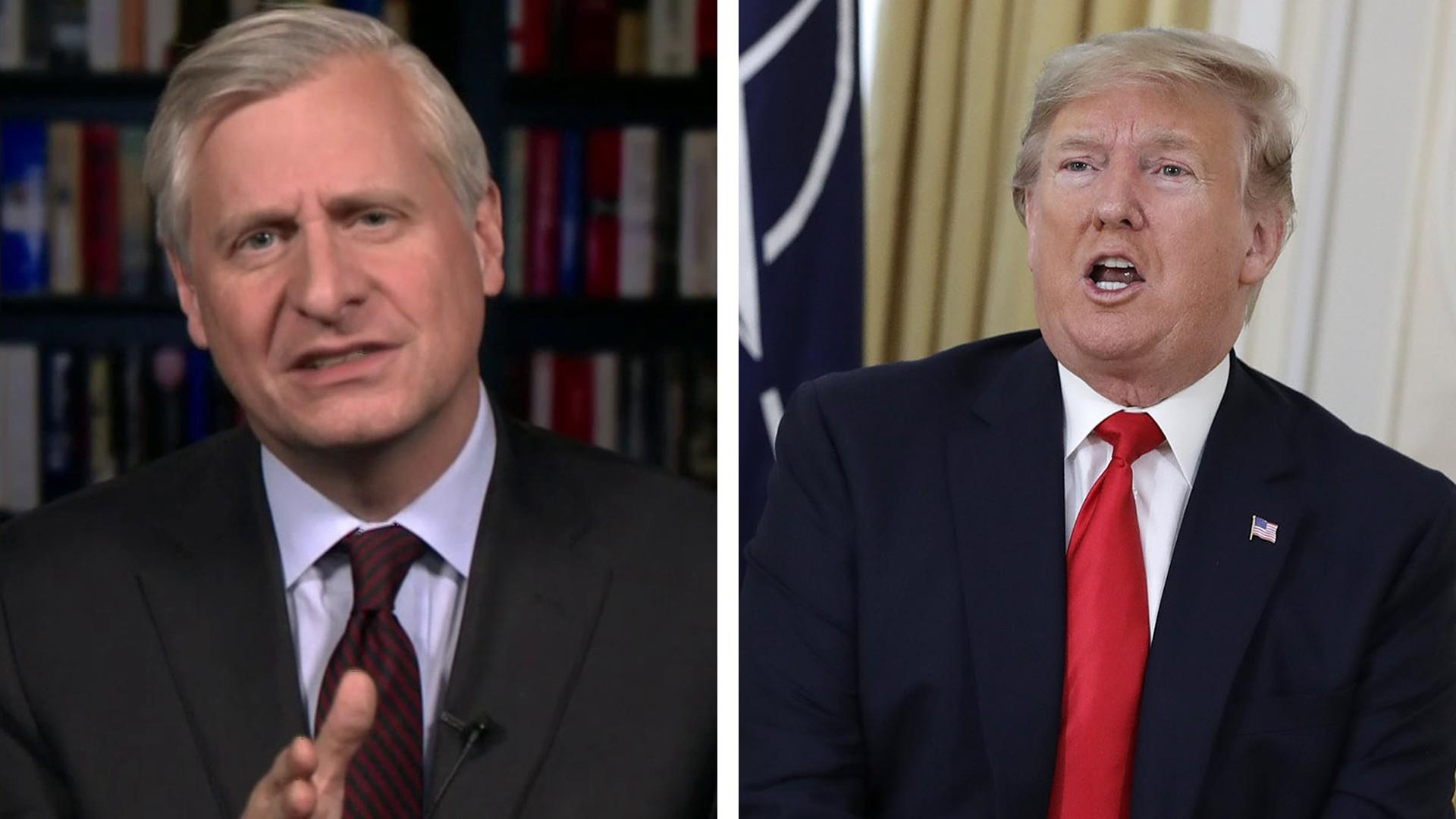 Meacham: GOP has 'become a monarchist party, Trump is their king'