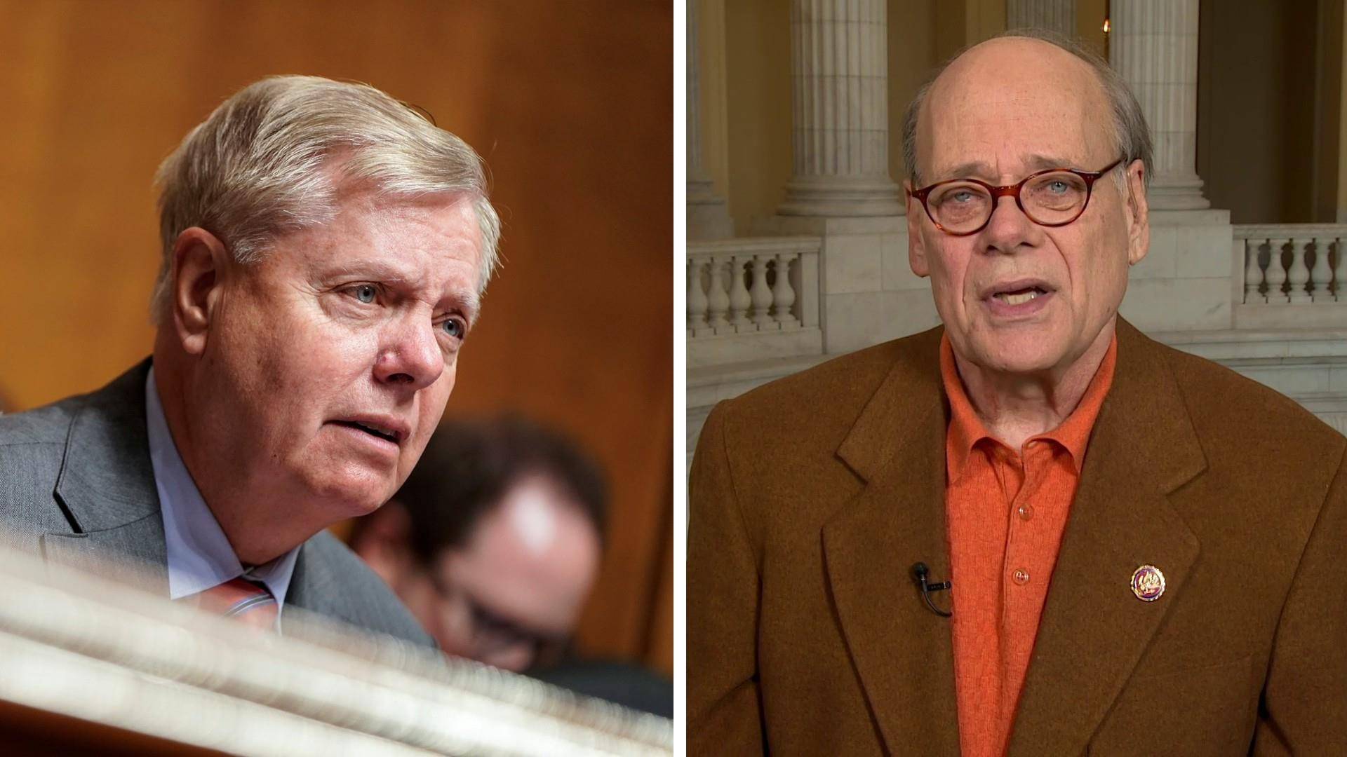 Rep. Cohen: Graham's lack of understanding of 'high crimes' shown during Clinton trial — and today