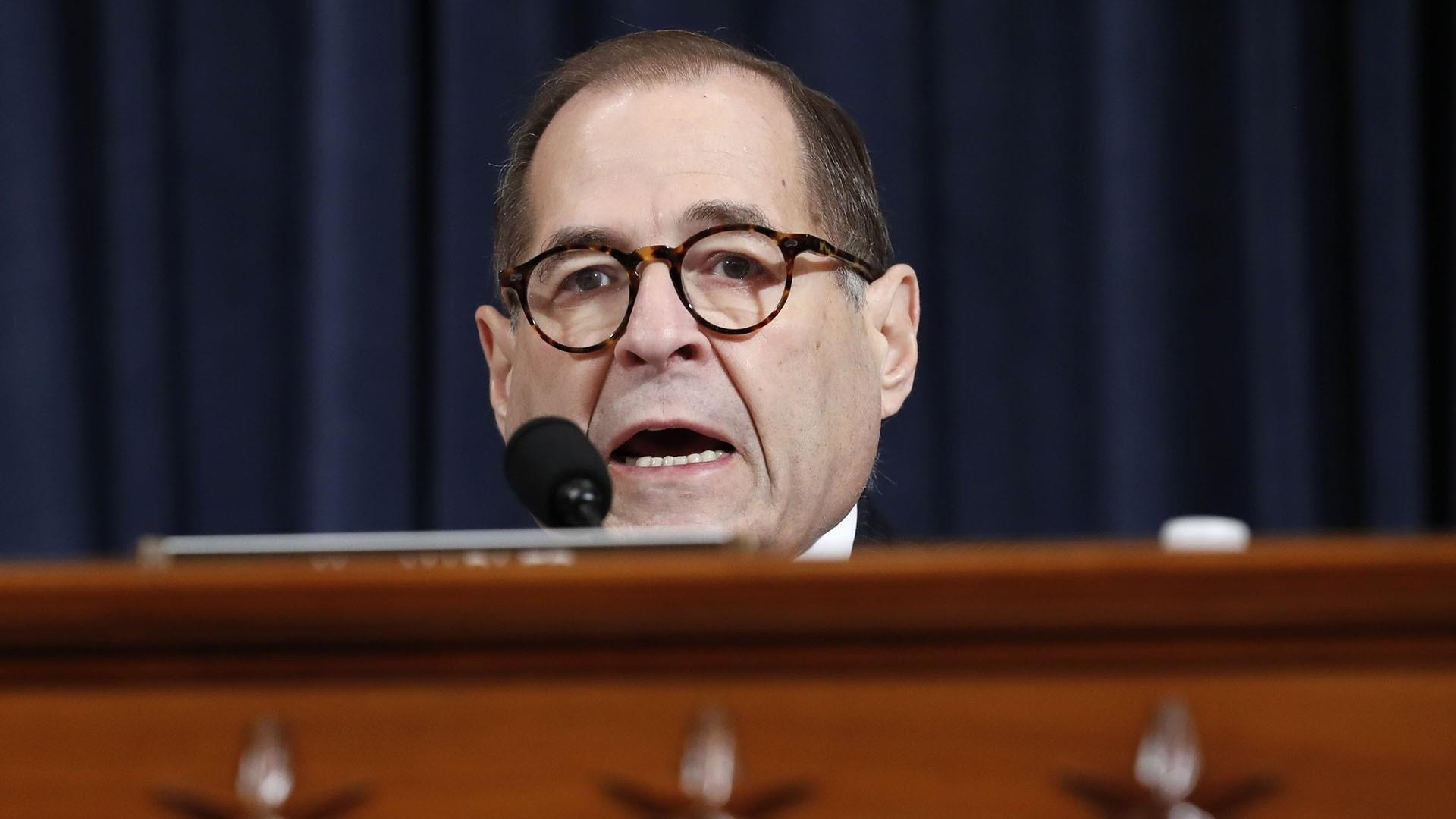 Nadler delivers opening statement in the impeachment hearing