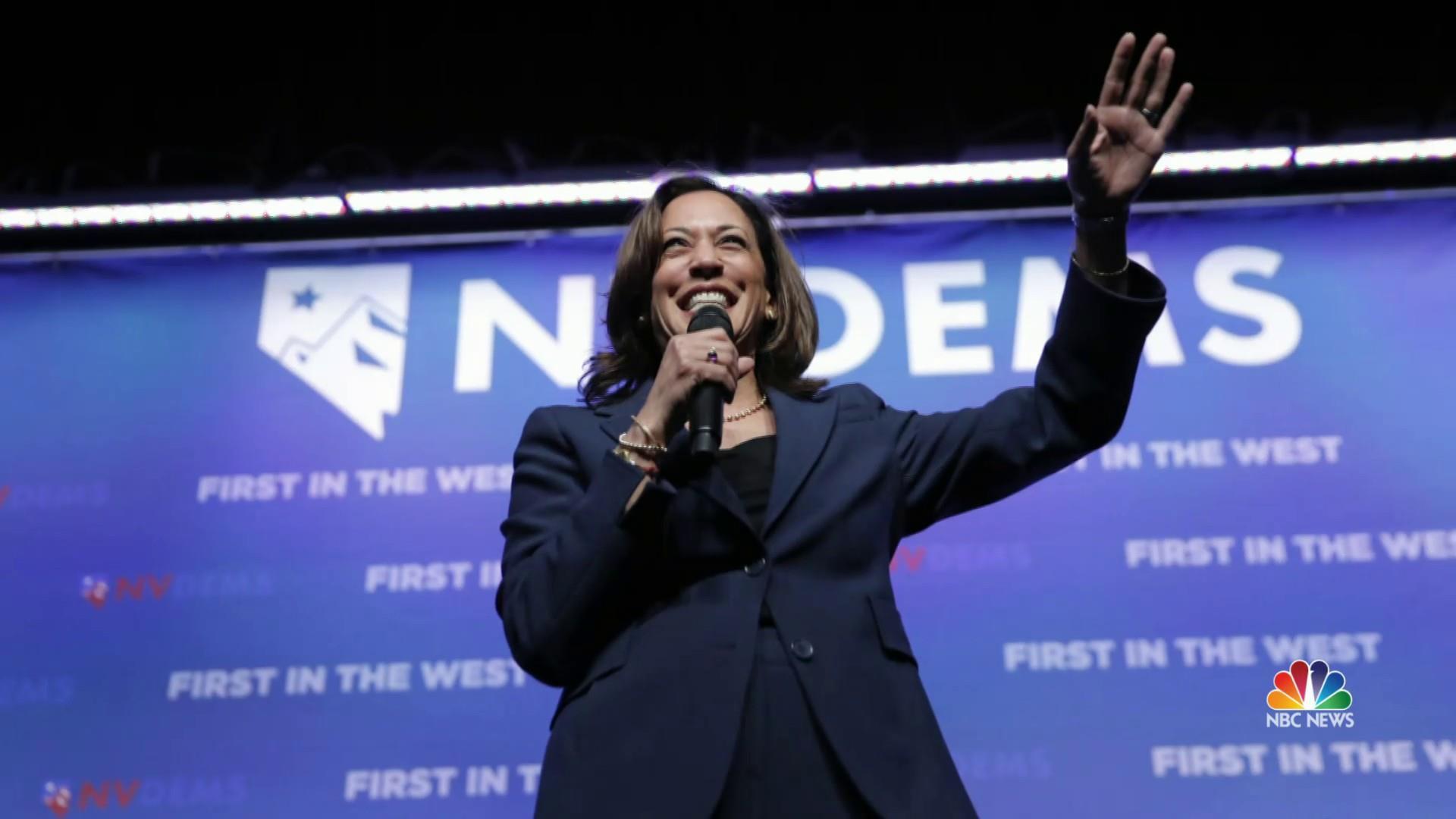 With Sen. Kamala Harris' exit, Democrats can't avoid a tough conversation about diversity