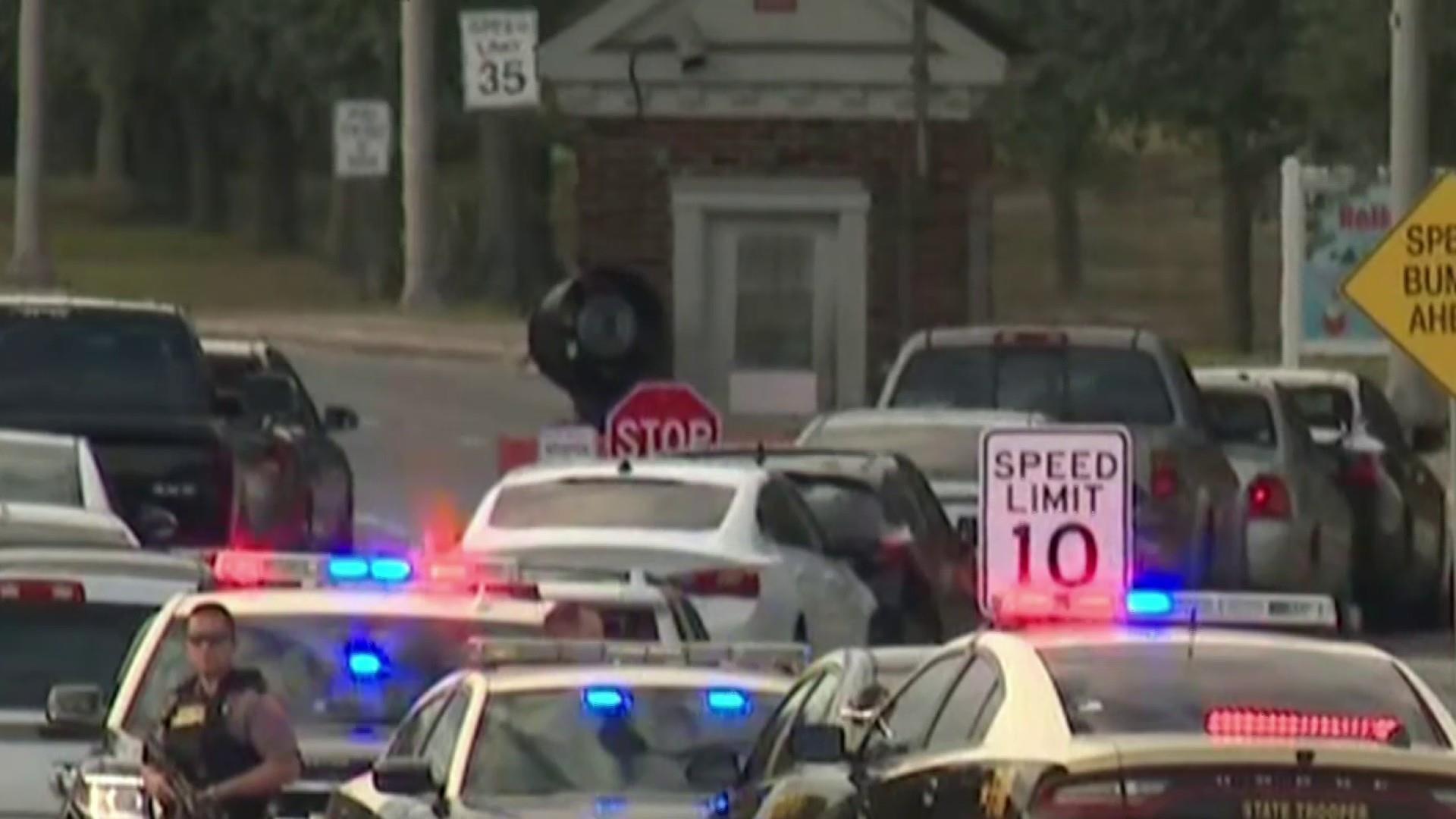 Suspected shooter at Naval Air Station Pensacola was Saudi Air Force member