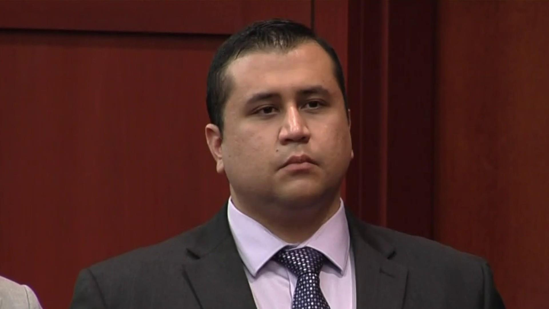 George Zimmerman sues Trayvon Martin's family for $100 million in damages