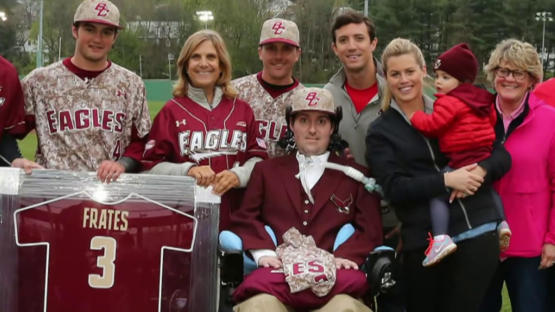 Peter Frates, inspiration for the ALS Ice Bucket Challenge, dies at 34