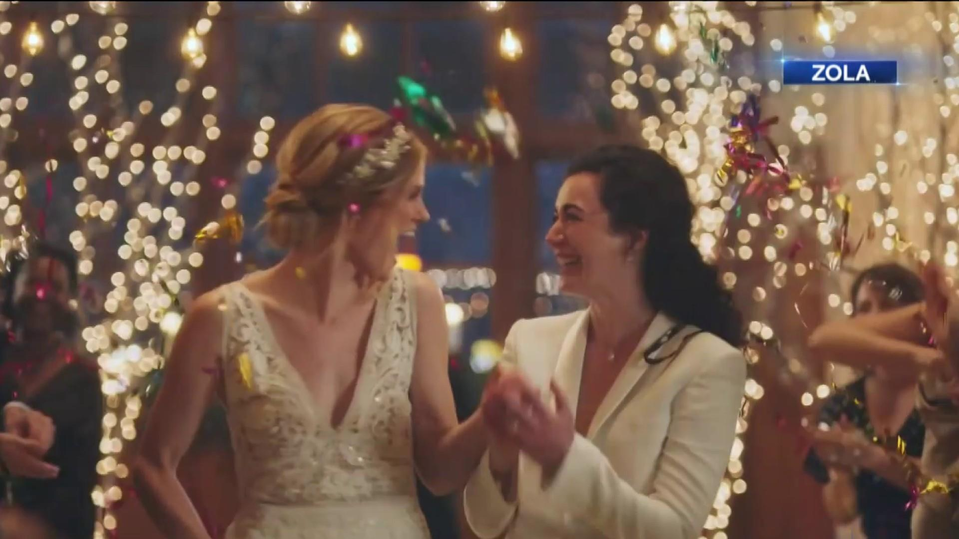 Hallmark wants to reinstate same-sex marriage ad after pulling it