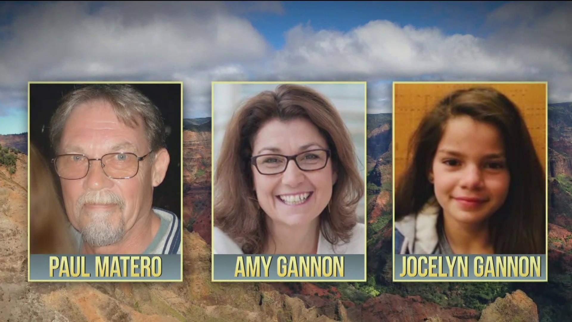 Remains of 6 people found at site of tour helicopter crash in Hawaii