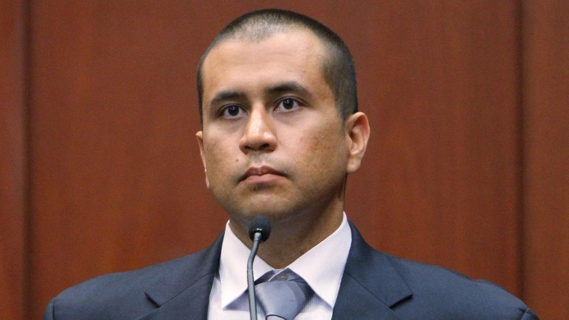 George Zimmerman sues Trayvon Martin's family for $100 million