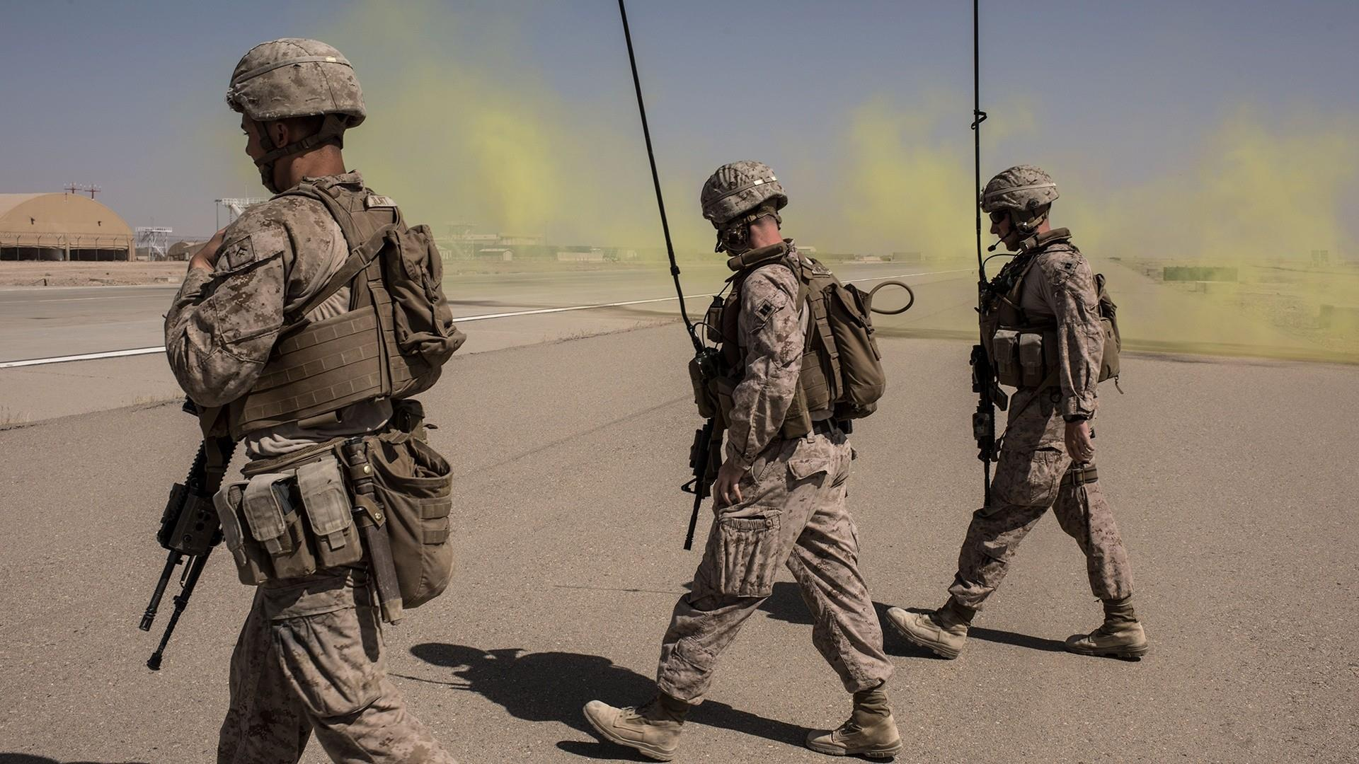 U.S. officials misled public on Afghan war, according to Washington Post
