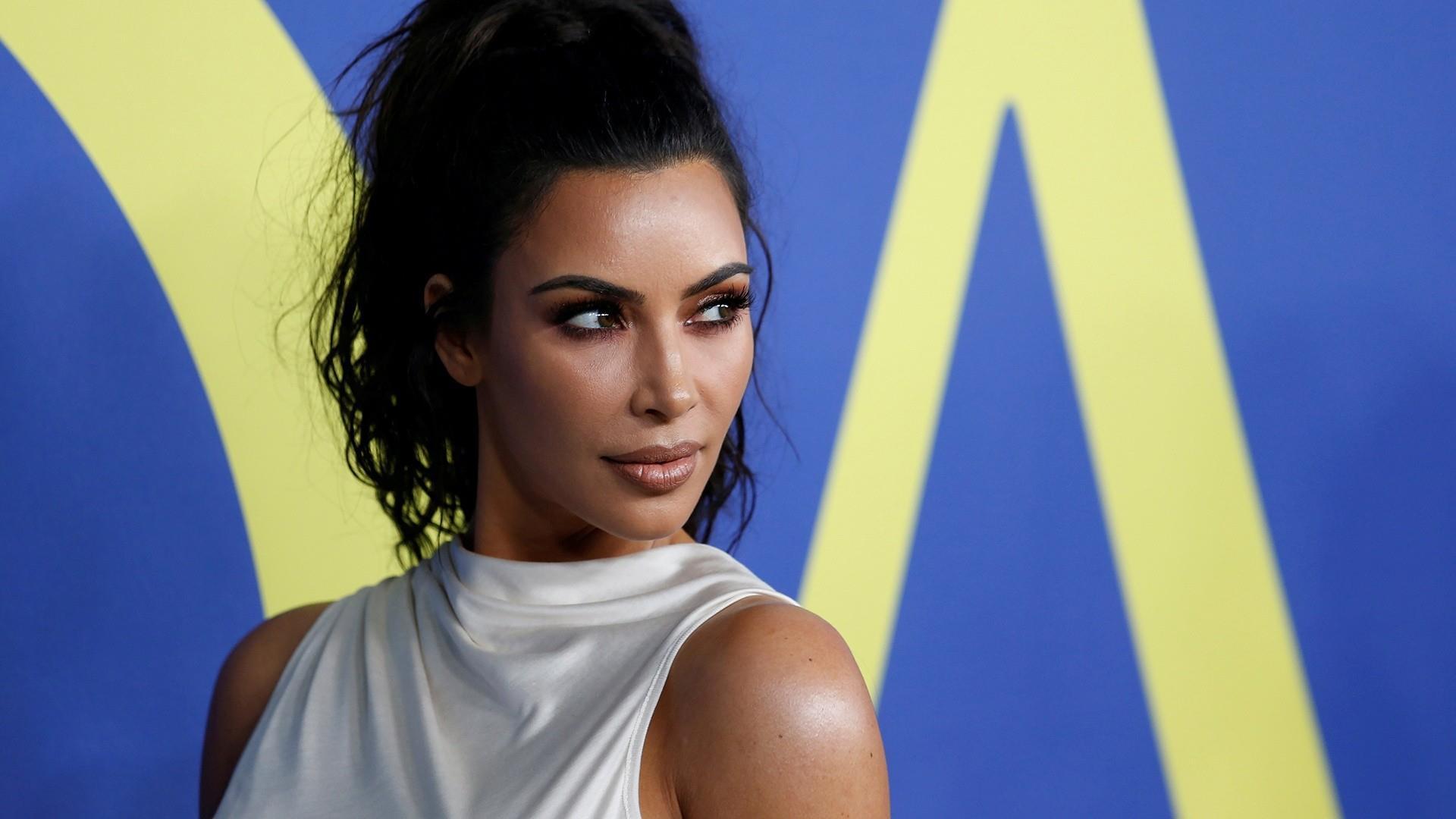 Kim Kardashian West reveals family's annual Christmas card