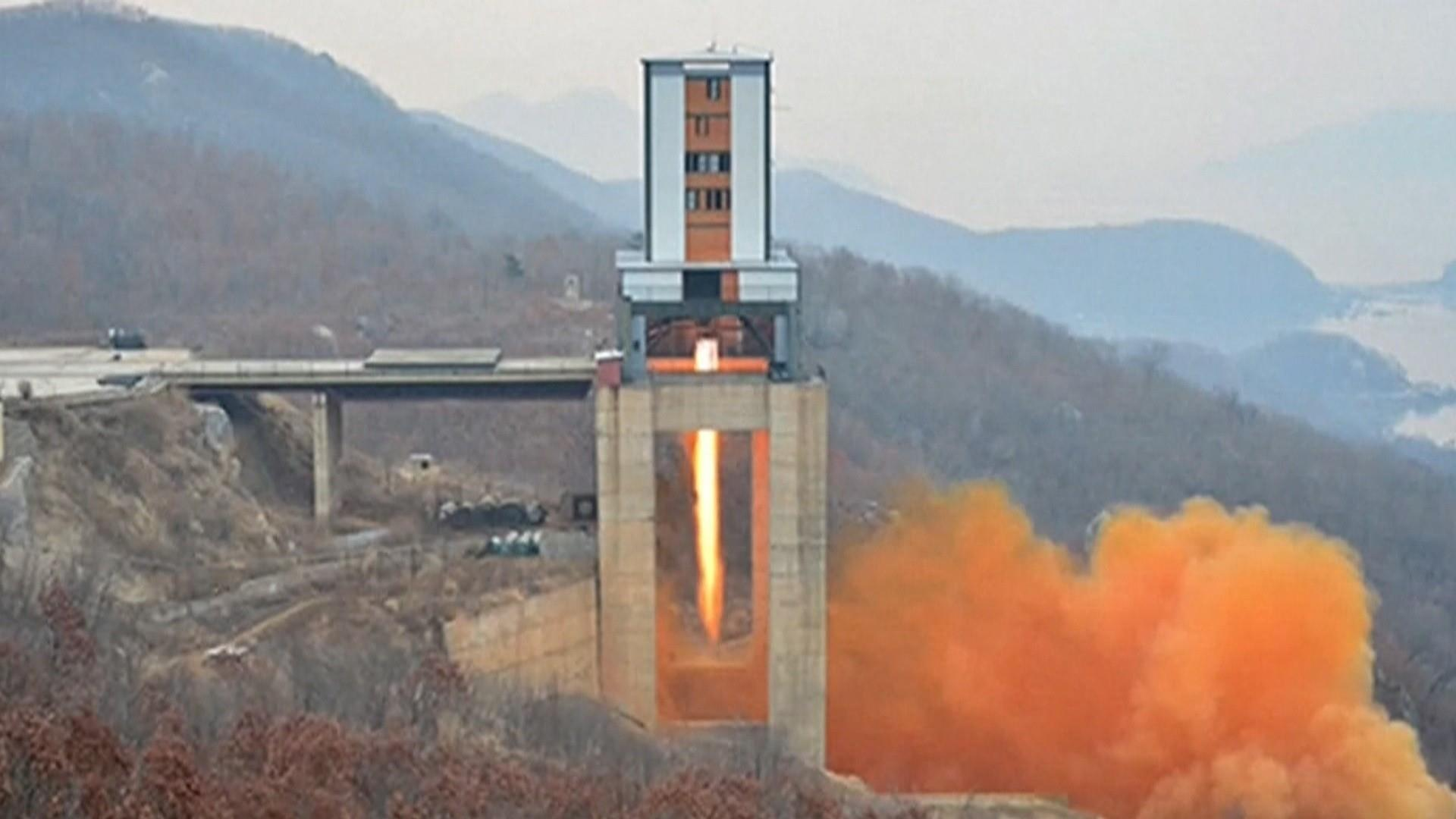North Korea claims crucial launch test was successful