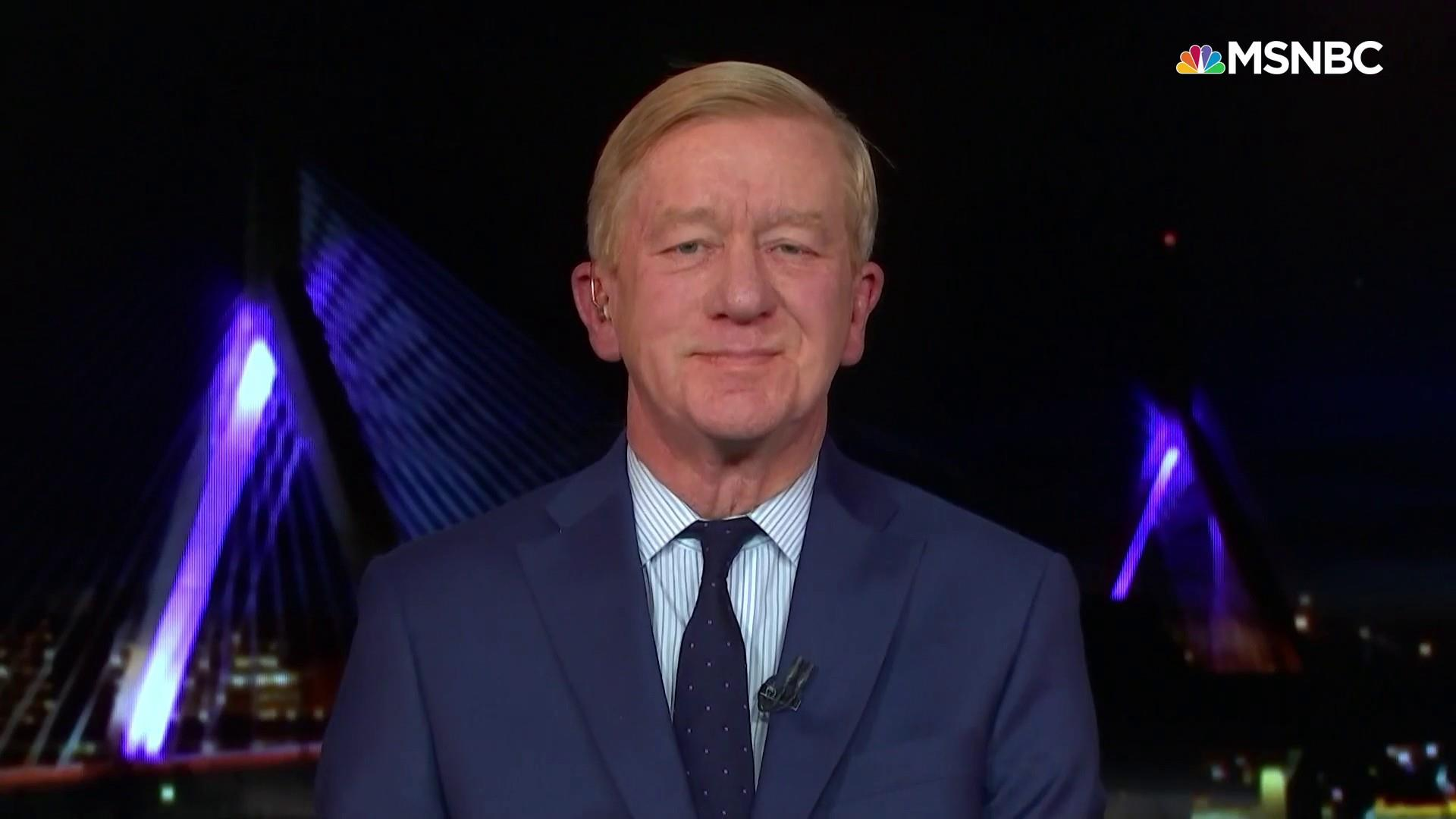 Weld: Trump is a 'recipe for disaster' for GOP