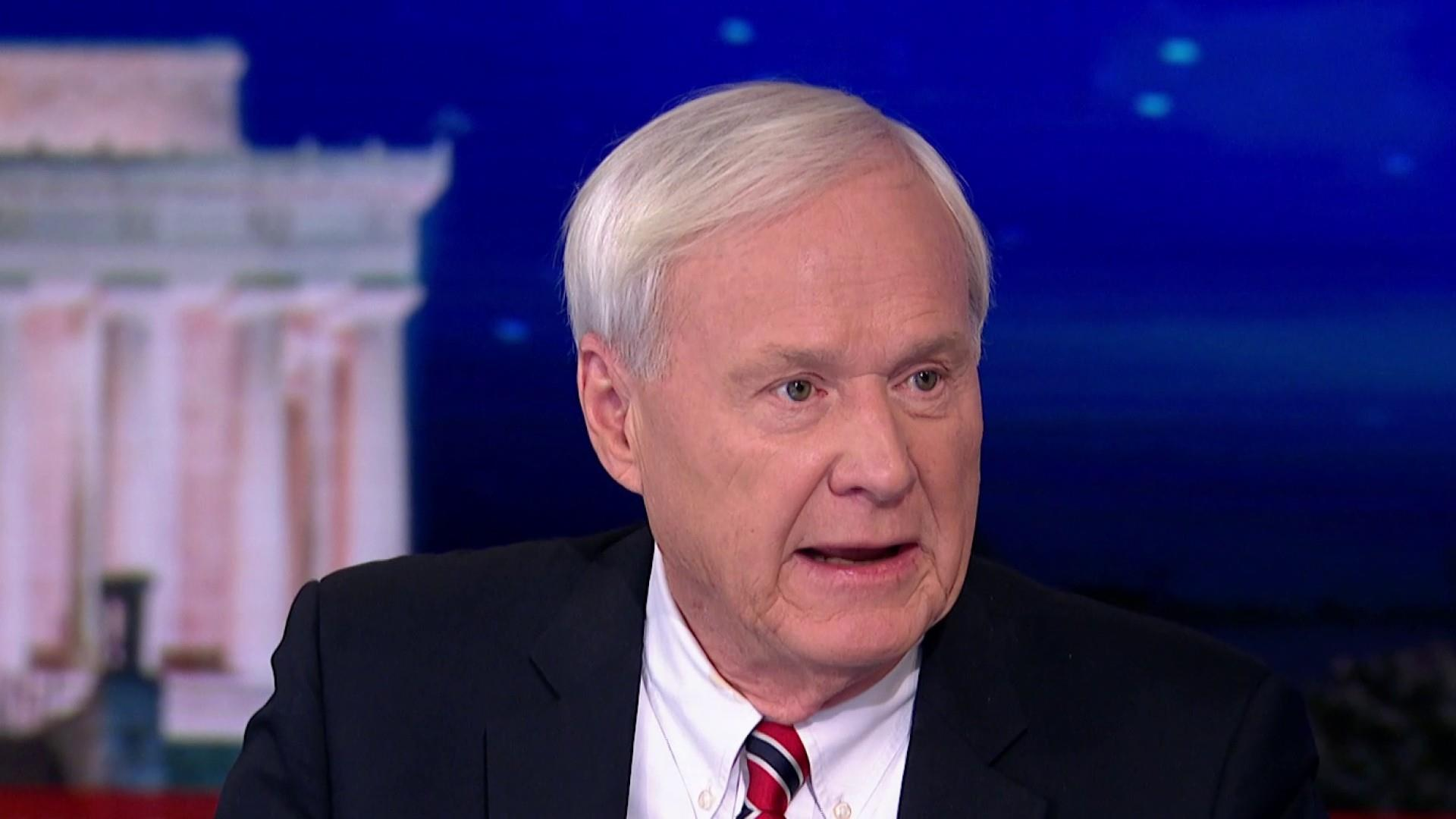 Chris Matthews on message to GOP senators: 'Not only did [Trump] do this... he will keep doing it'