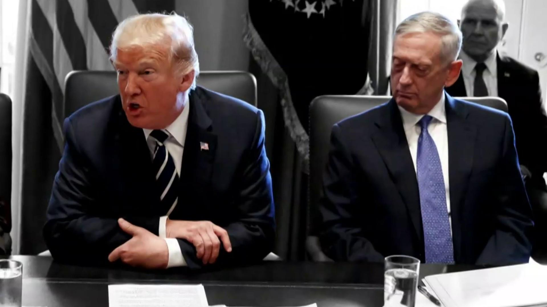 Trump reportedly called generals 'dopes and babies' while berating them