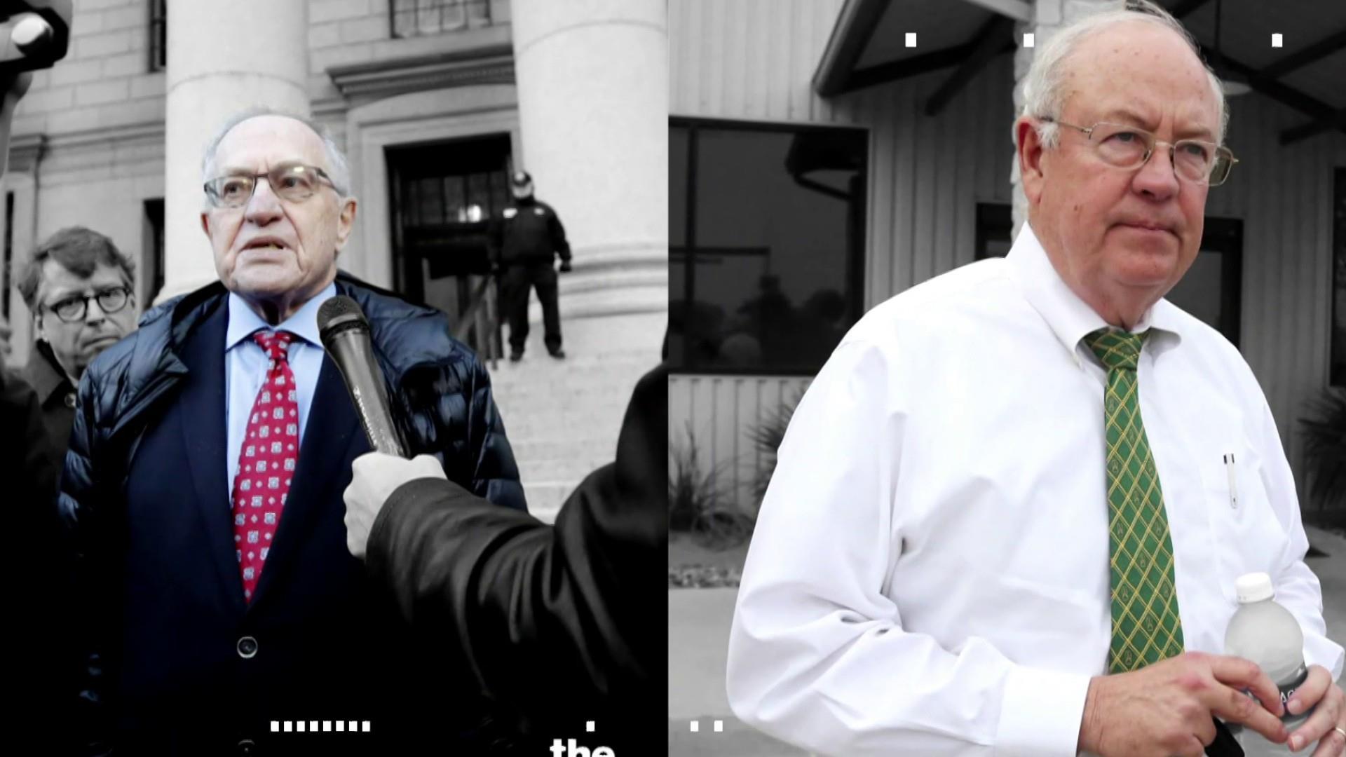 Trump assembles made-for-TV legal team for Senate impeachment trial