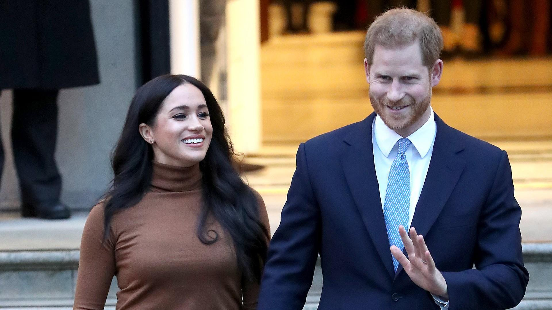 Simmons on Harry and Meghan's departure: 'Royal family will be poorer for it'