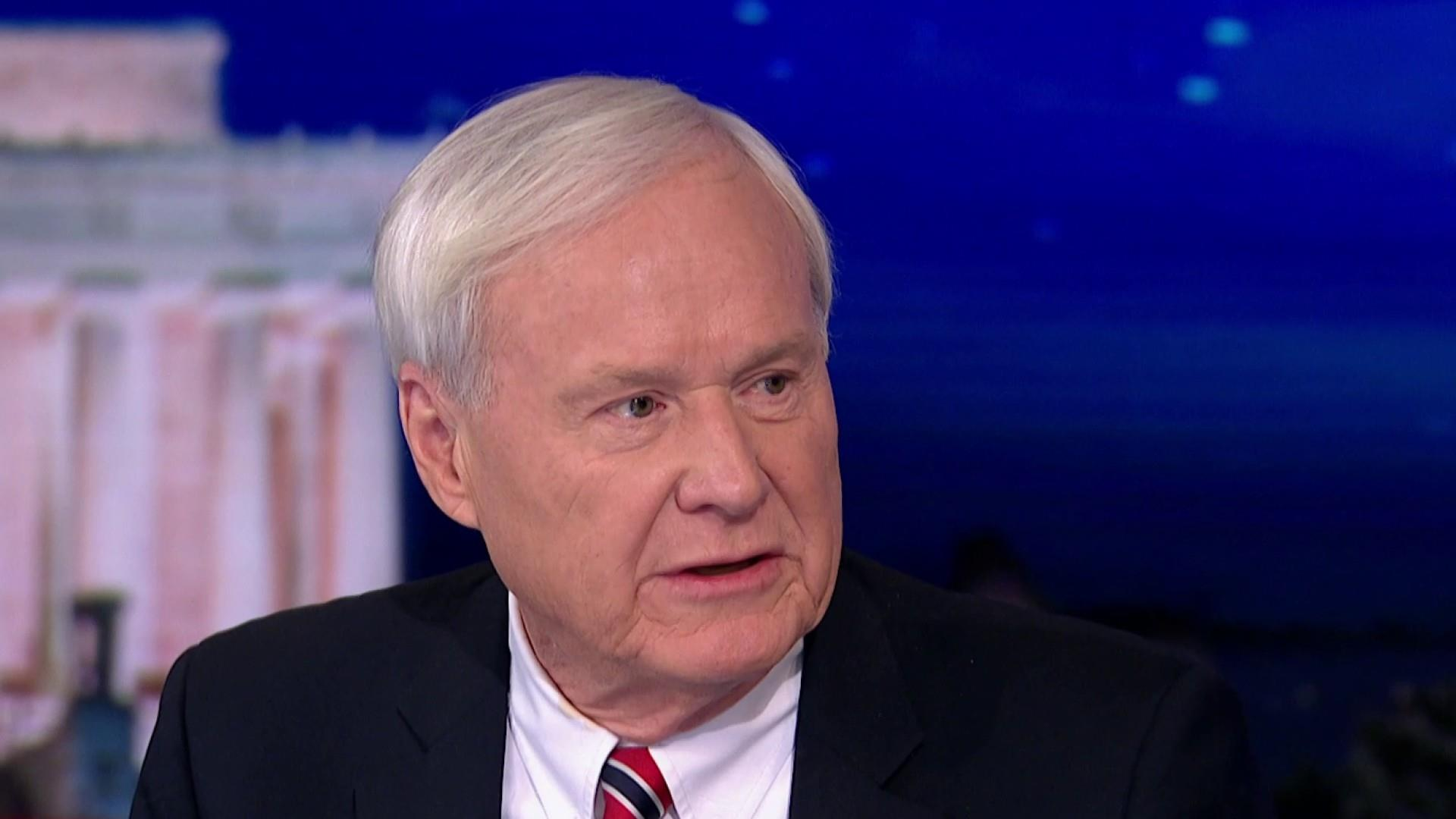 Chris Matthews: Trump's crowd is running the govt, they're a mob