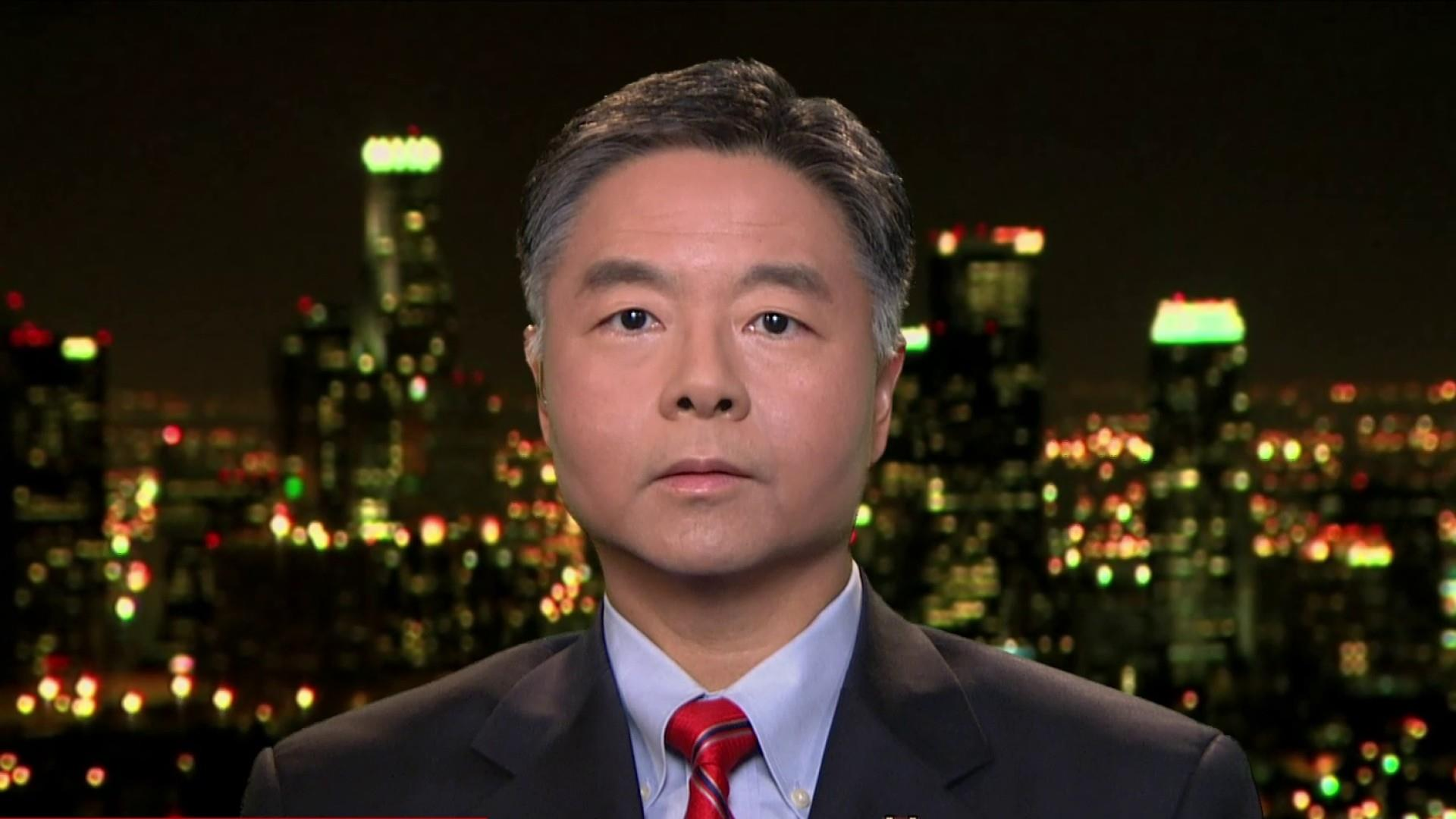 Ted Lieu: Devin Nunes can take his 'letter and shove it'