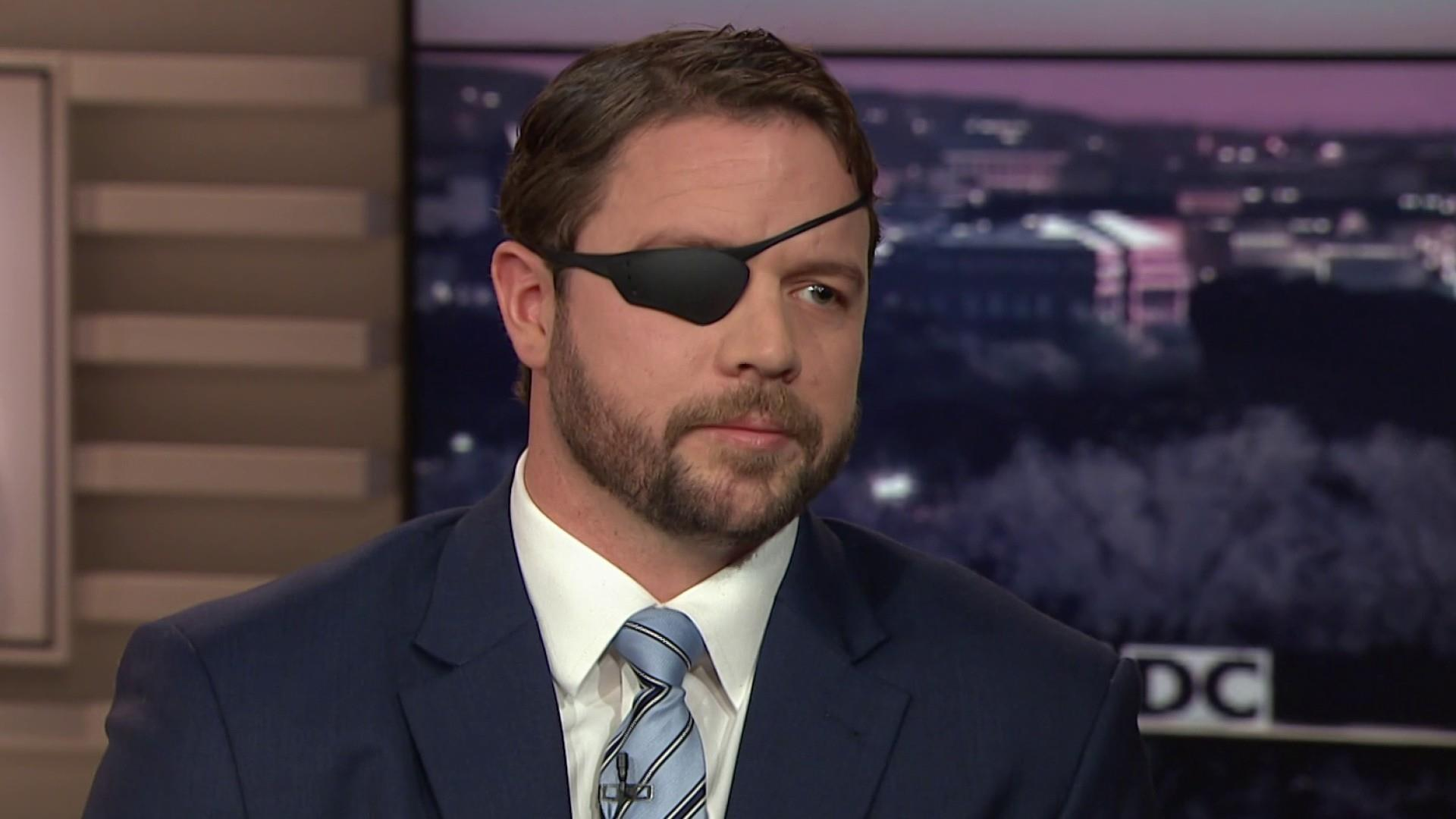 Rep. Crenshaw: 'When we talk about all the intel out there, I was the guy collecting that intel'