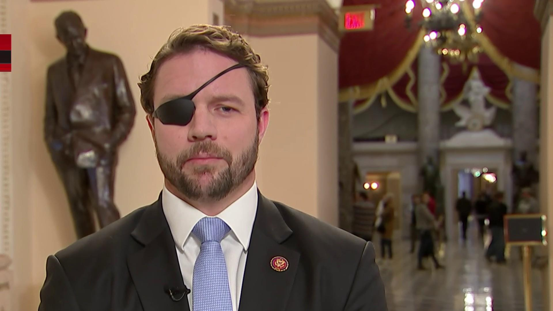 Rep. Crenshaw: Rightful questions have been raised, answered