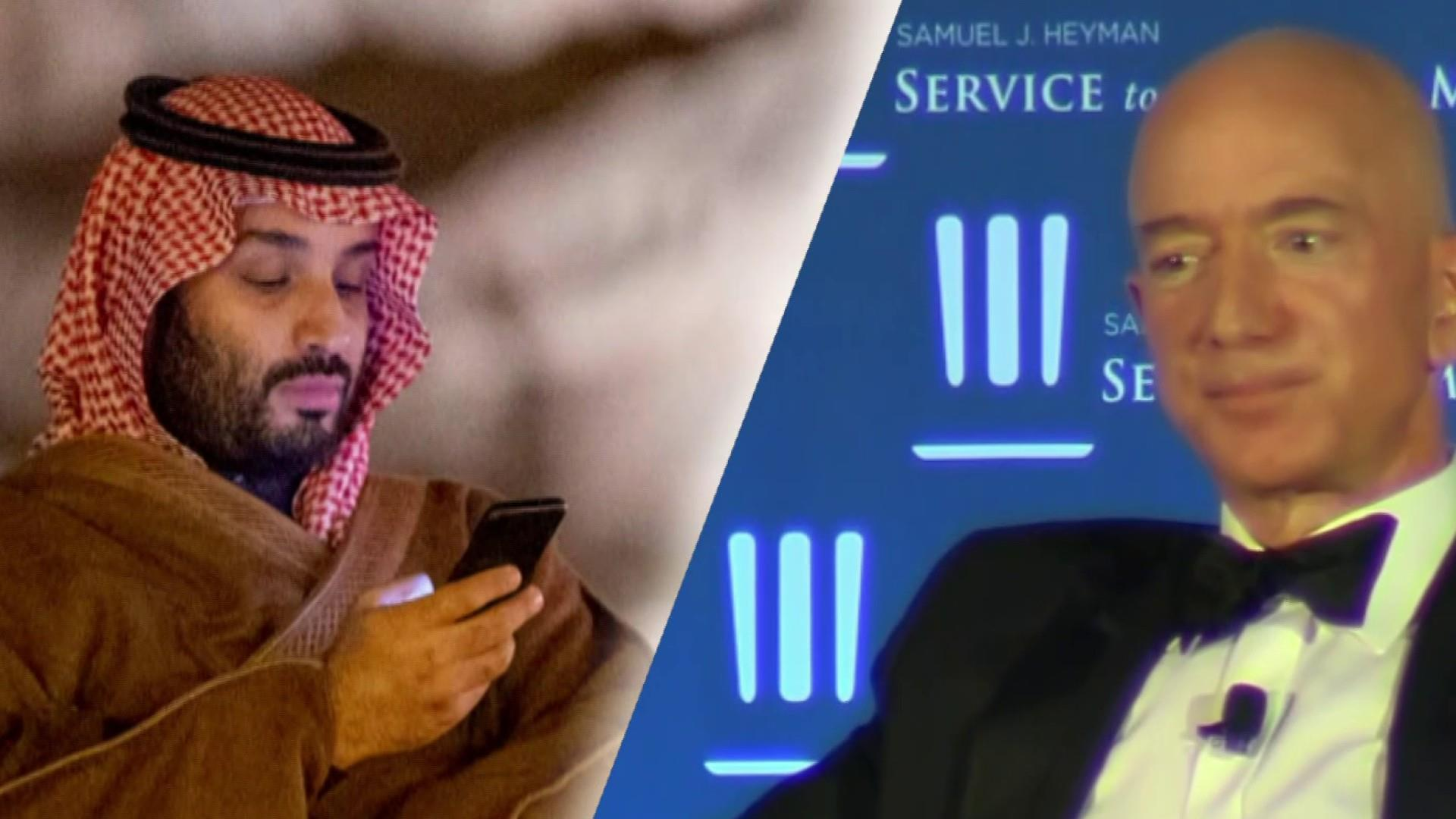 U.N. experts call for investigation into Saudi crown prince's possible involvement in hacking of Jeff Bezos' phone