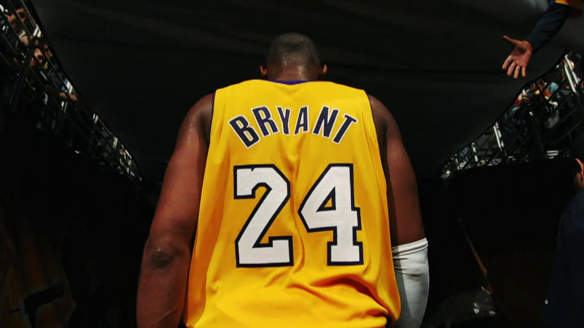 stunned Kobe Bryant fans gather