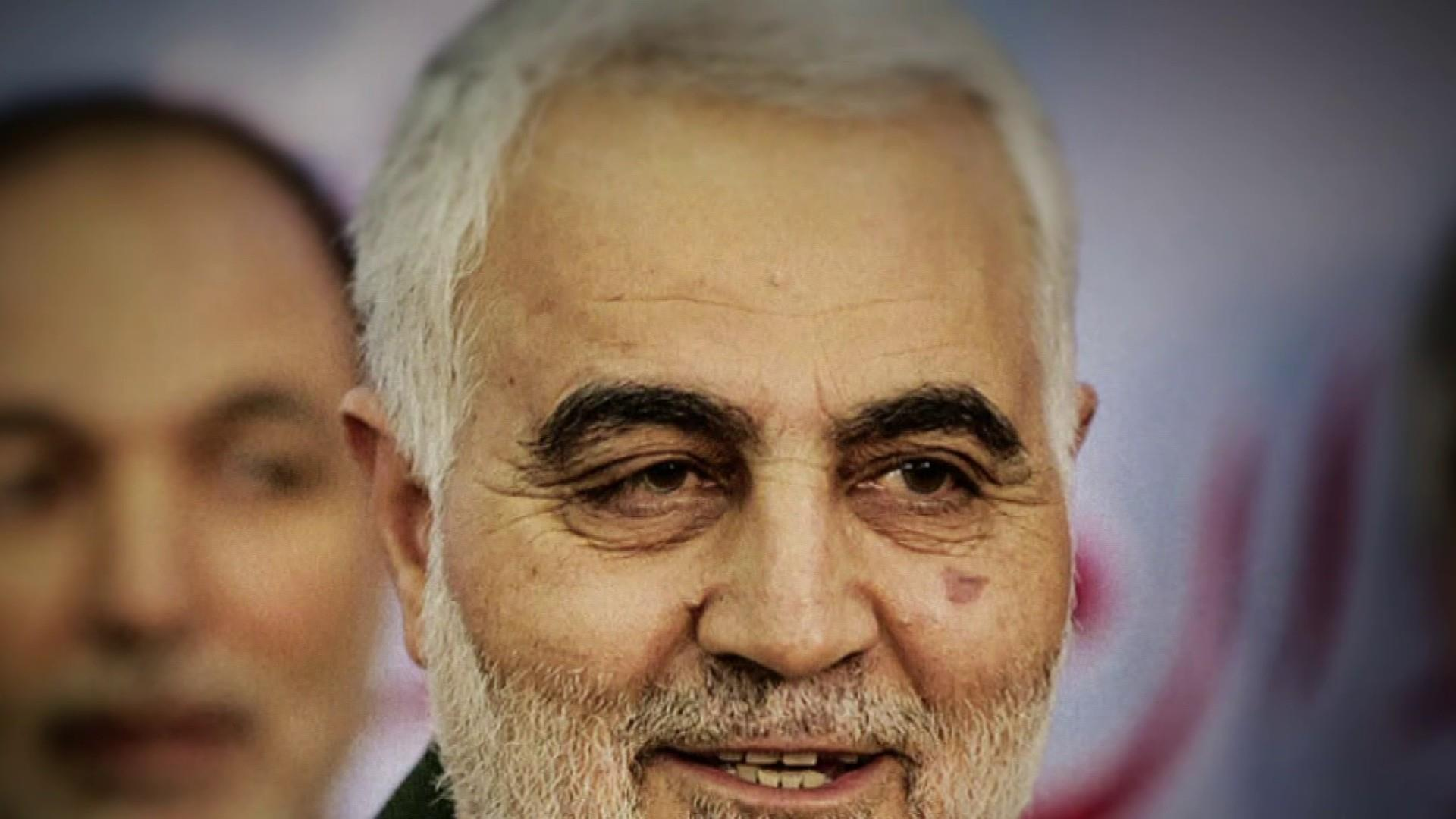 U.S. airstrike kills top Iran general, Qassem Soleimani, at Baghdad airport