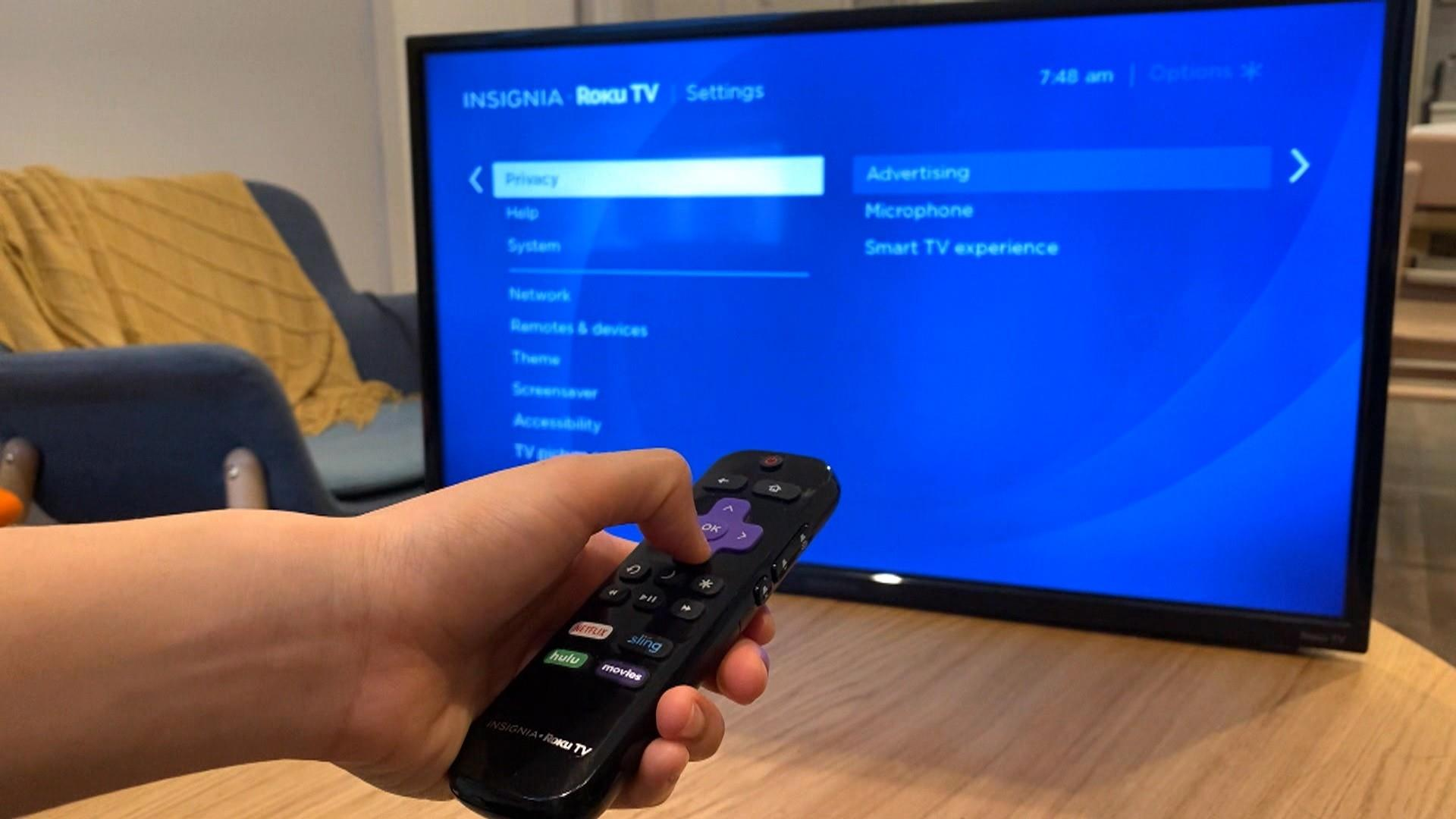 How to stop your smart TV from collecting private info about you