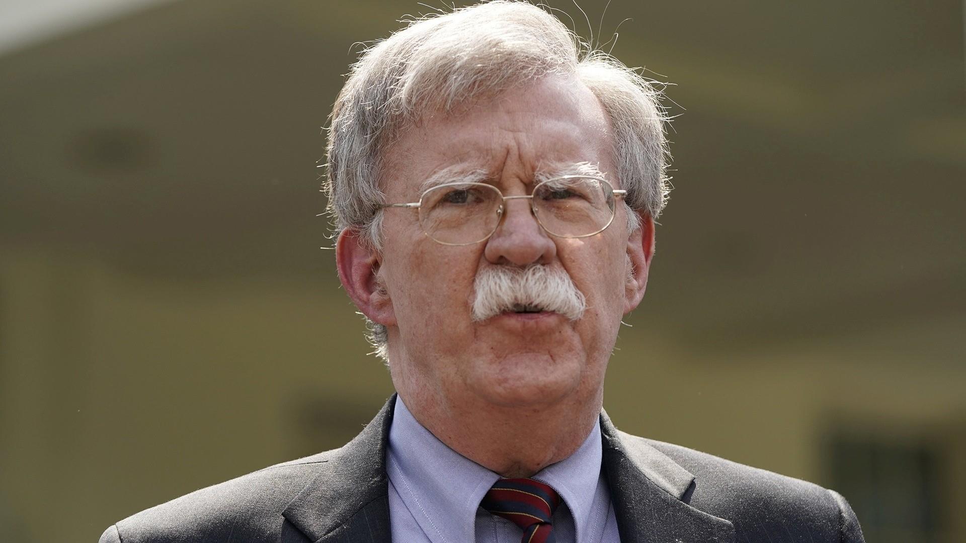 Democrats demand Bolton testify after report his book says Trump tied Ukraine aid to Biden probe
