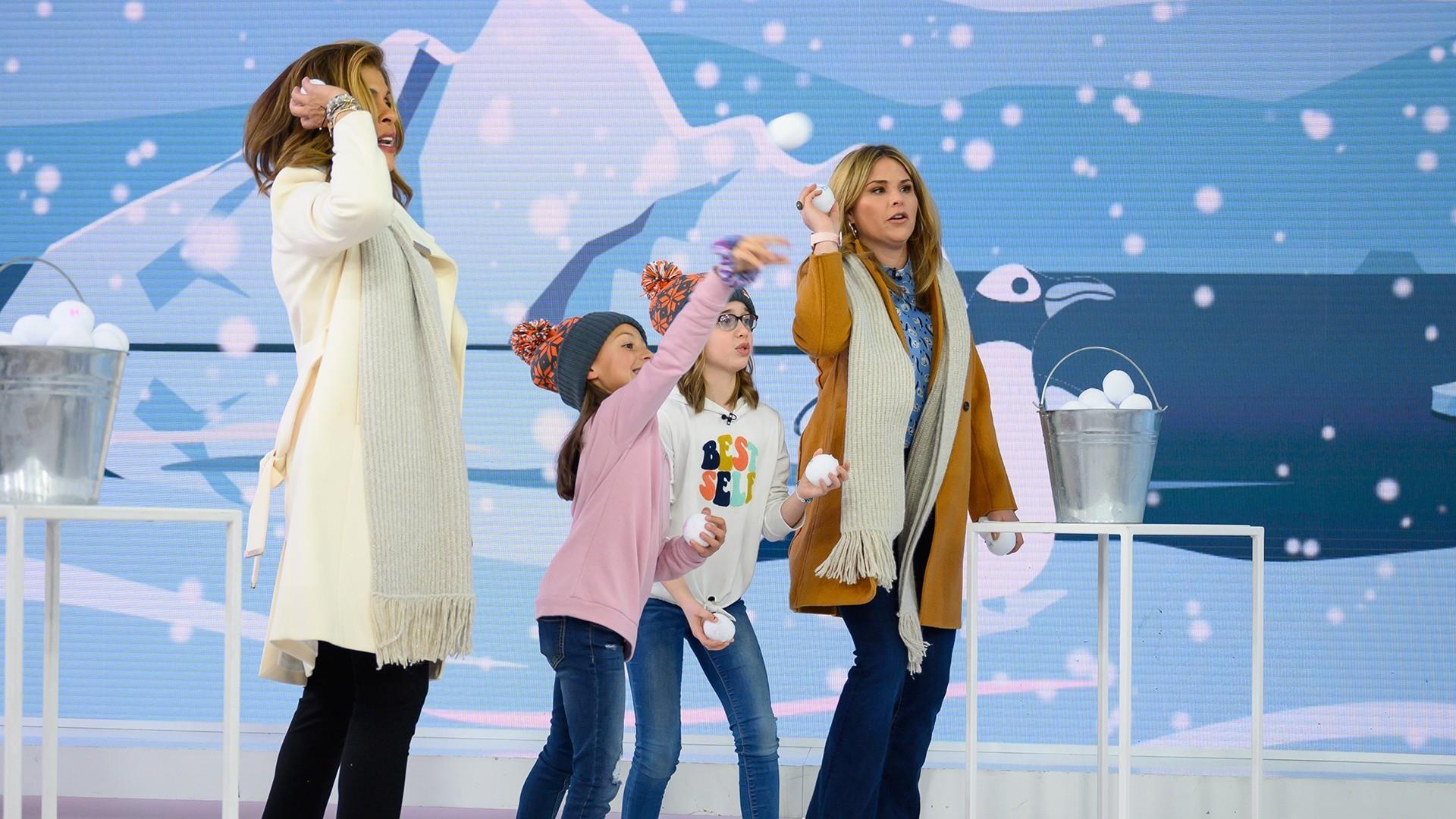 Play along in Hoda and Jenna's winter-themed pop quiz