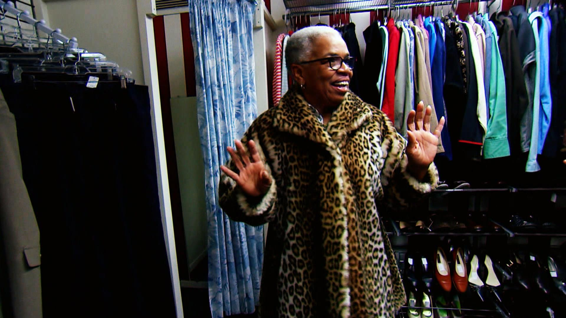 Meet the fashionista who helps older women stand out in style