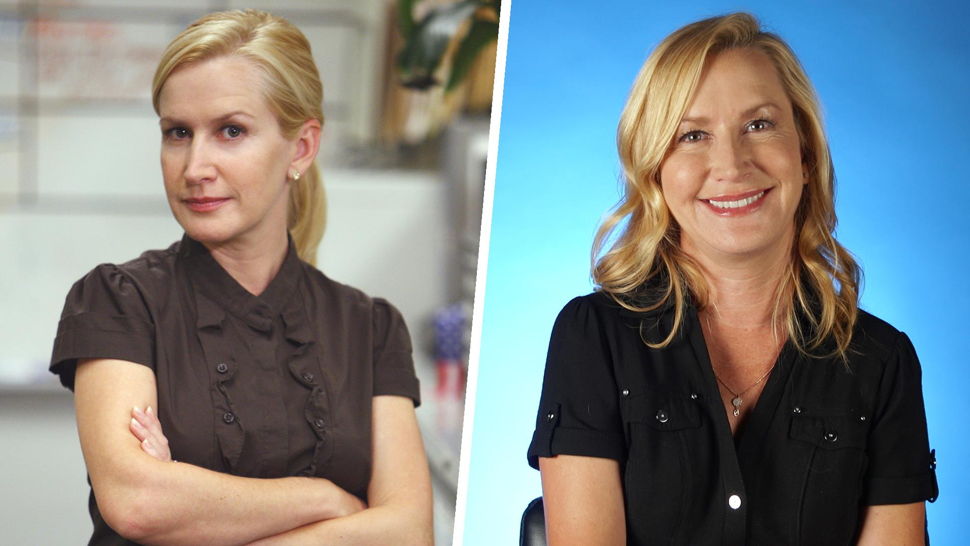 The Office Actress Angela Kinsey Remembers Auditioning For Pam