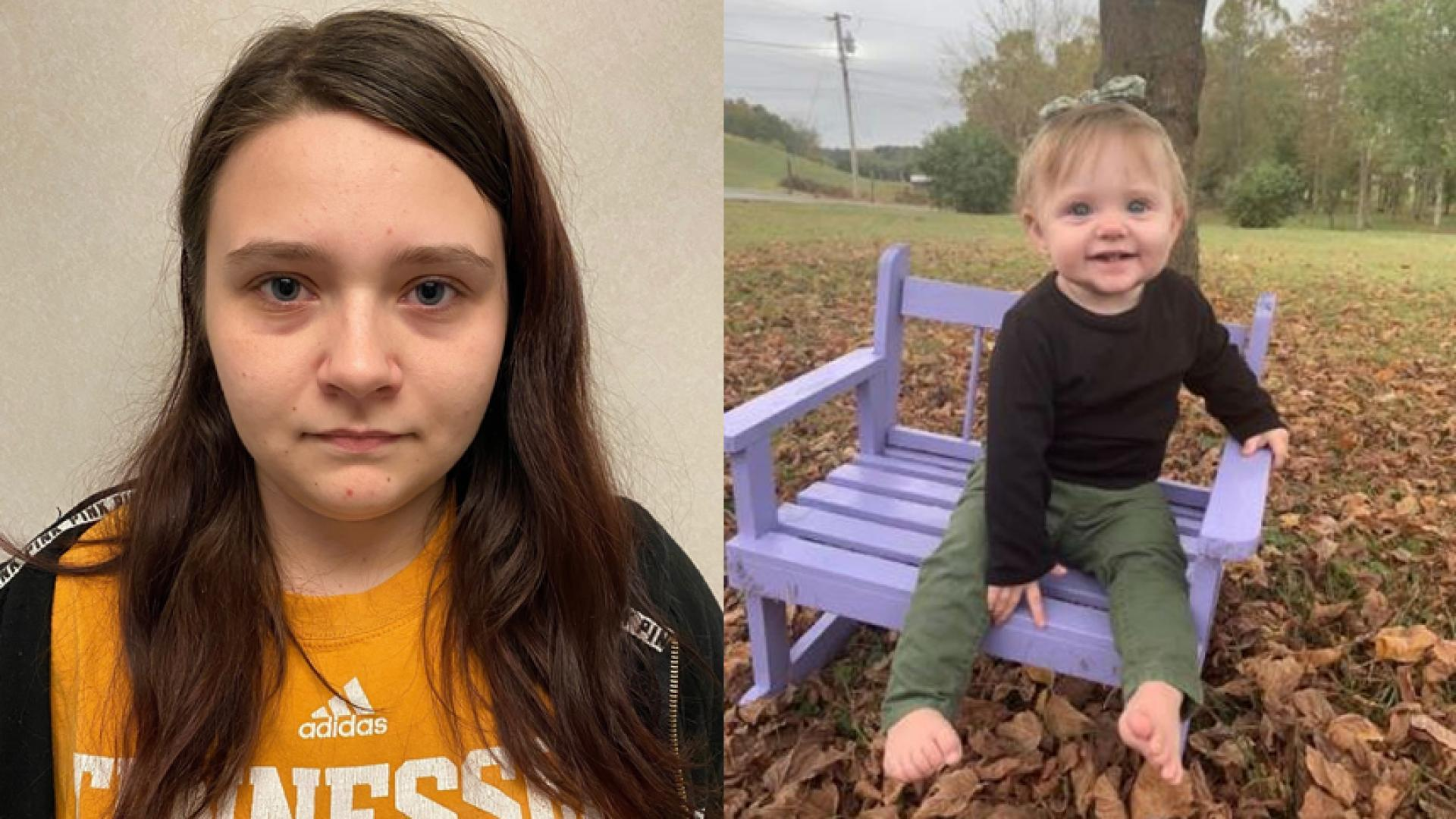 Tennessee mother of missing 15-month-old arrested, accused of lying to police