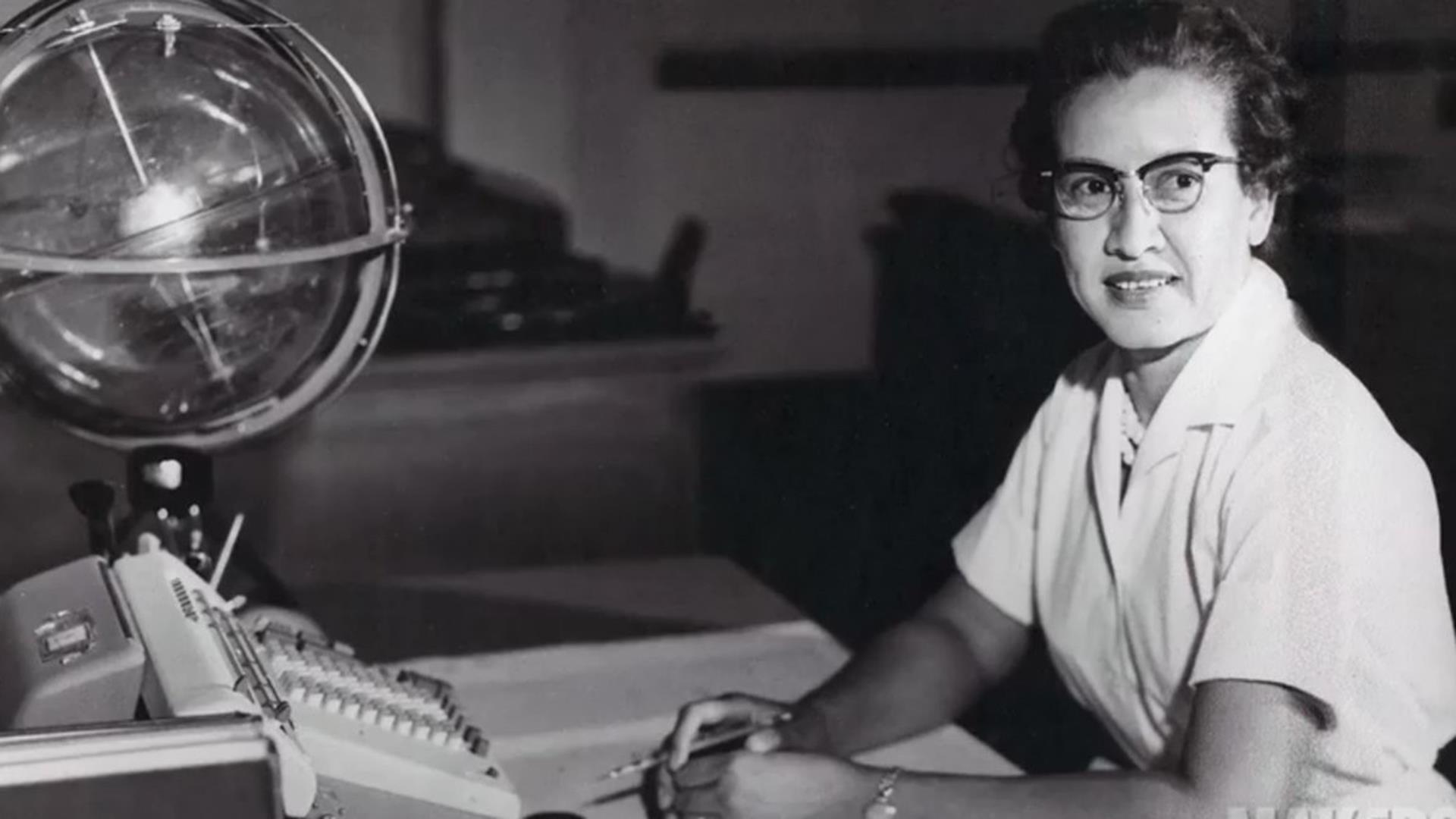 Katherine Johnson, NASA mathematician depicted in 'Hidden Figures,' dies at 101