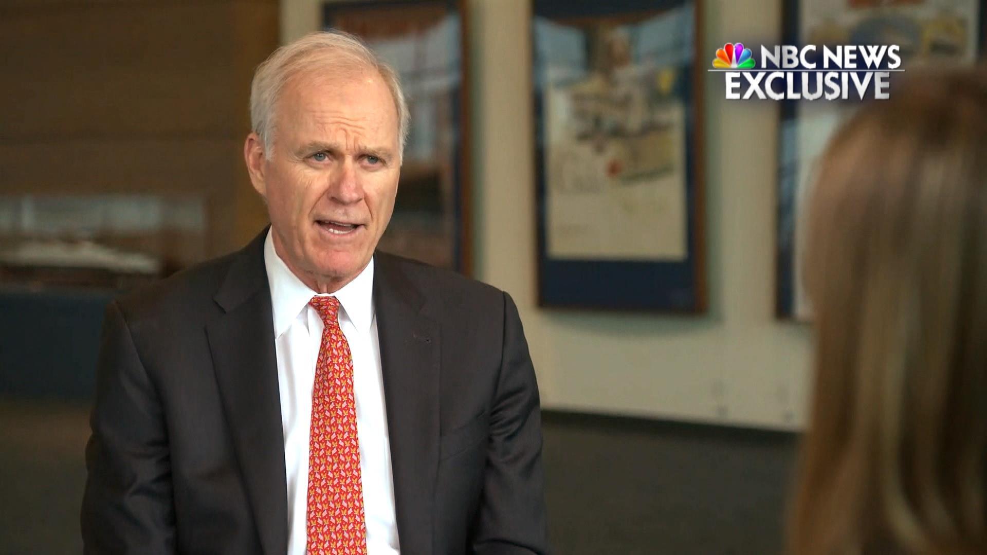 Trump's former Navy Secretary Richard Spencer will endorse Mike Bloomberg for president