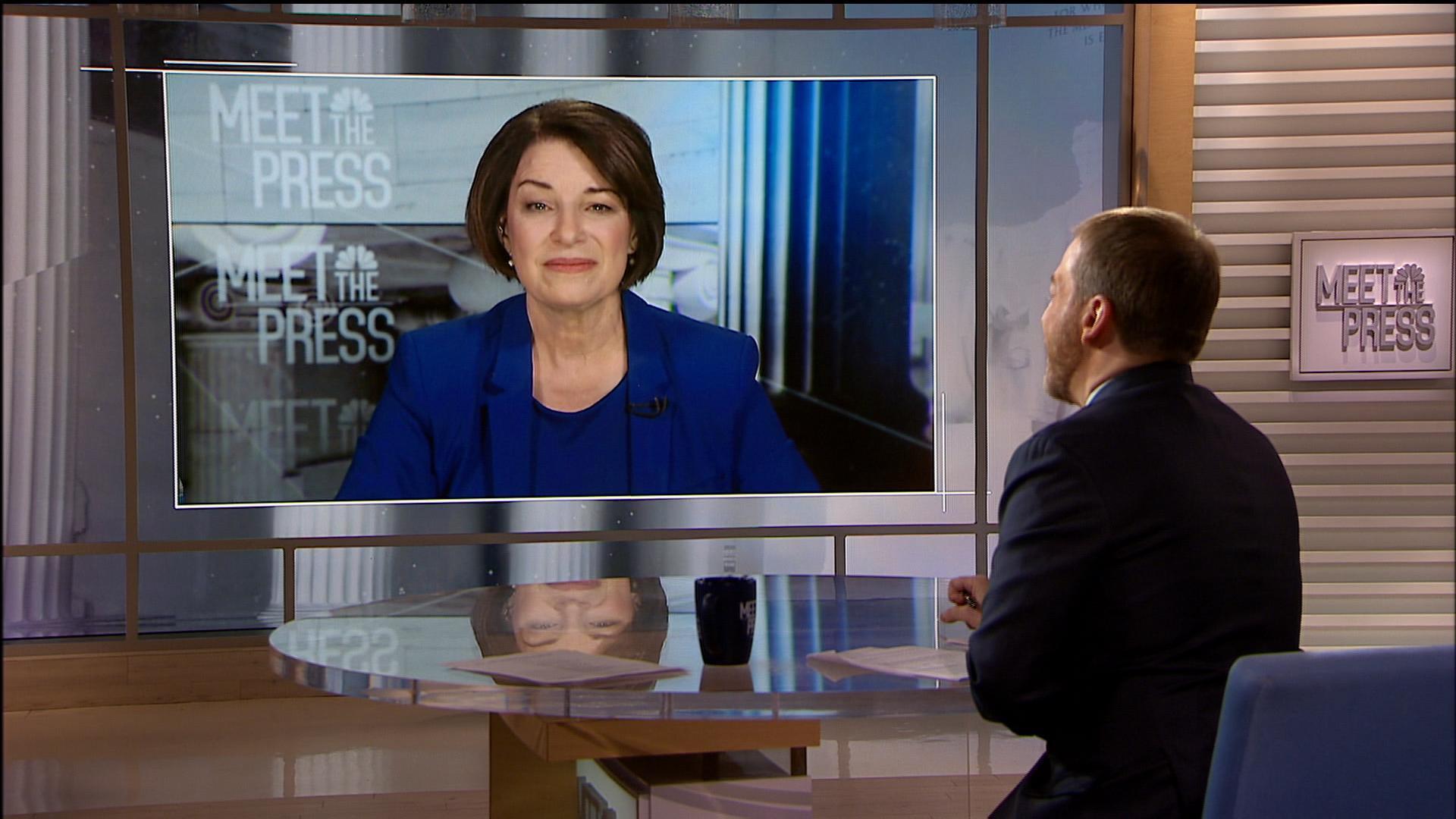 Biden, Klobuchar hit Bloomberg's record ahead of Nevada debate